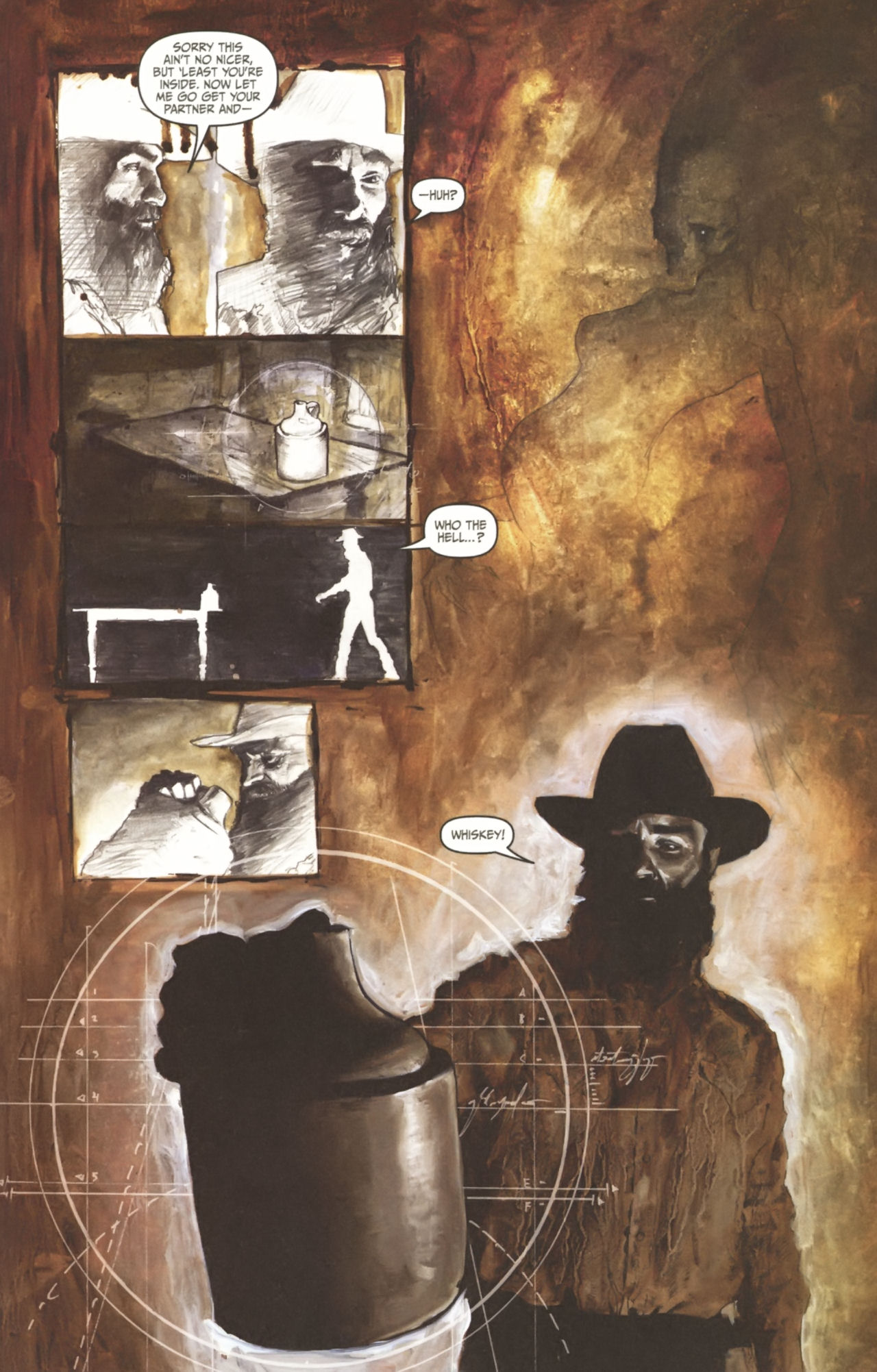 Read online Silent Hill: Past Life comic -  Issue #1 - 18