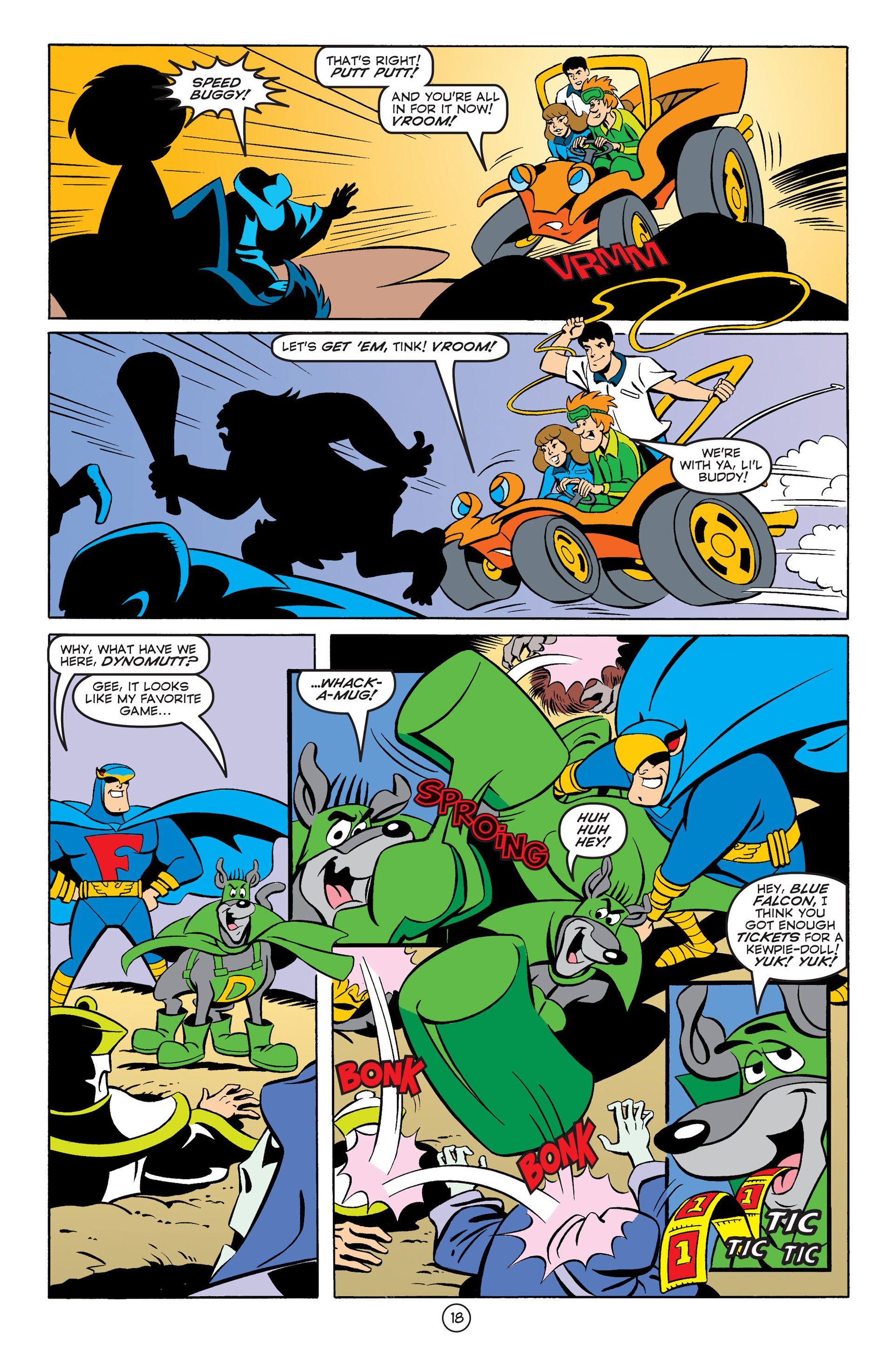 Read online Scooby-Doo (1997) comic -  Issue #50 - 19
