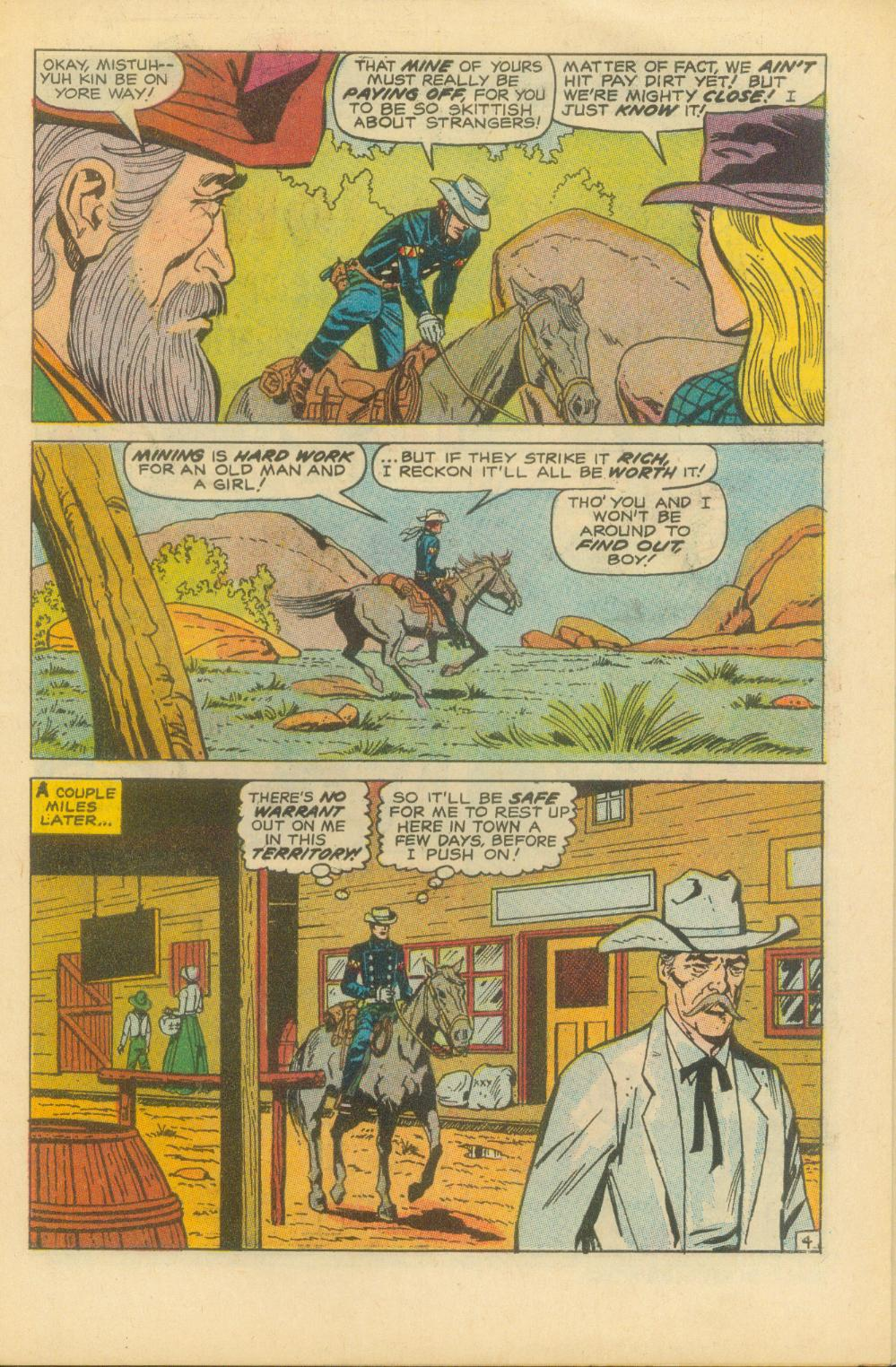 The Rawhide Kid (1955) issue 87 - Page 8