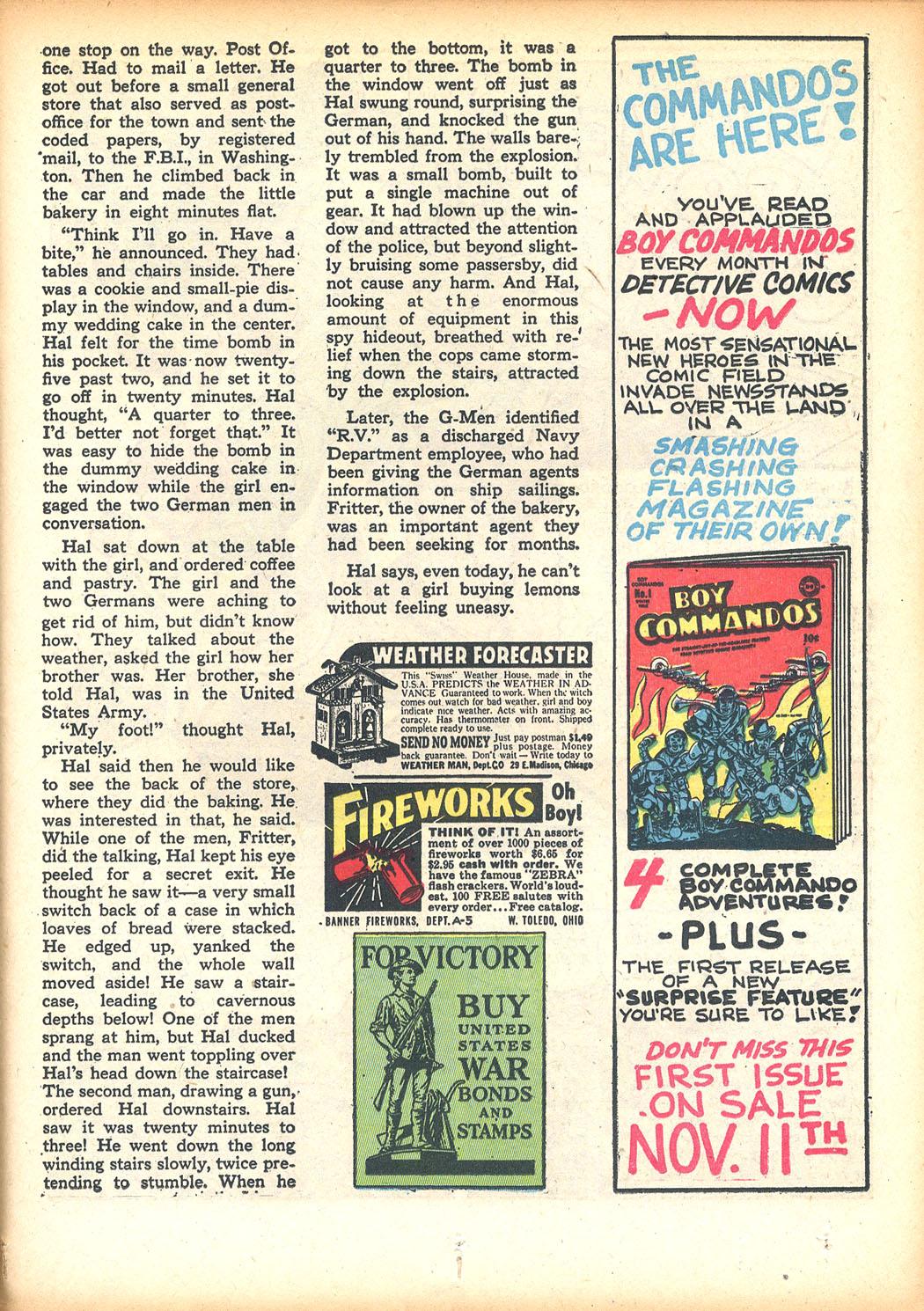 Read online Sensation (Mystery) Comics comic -  Issue #13 - 45