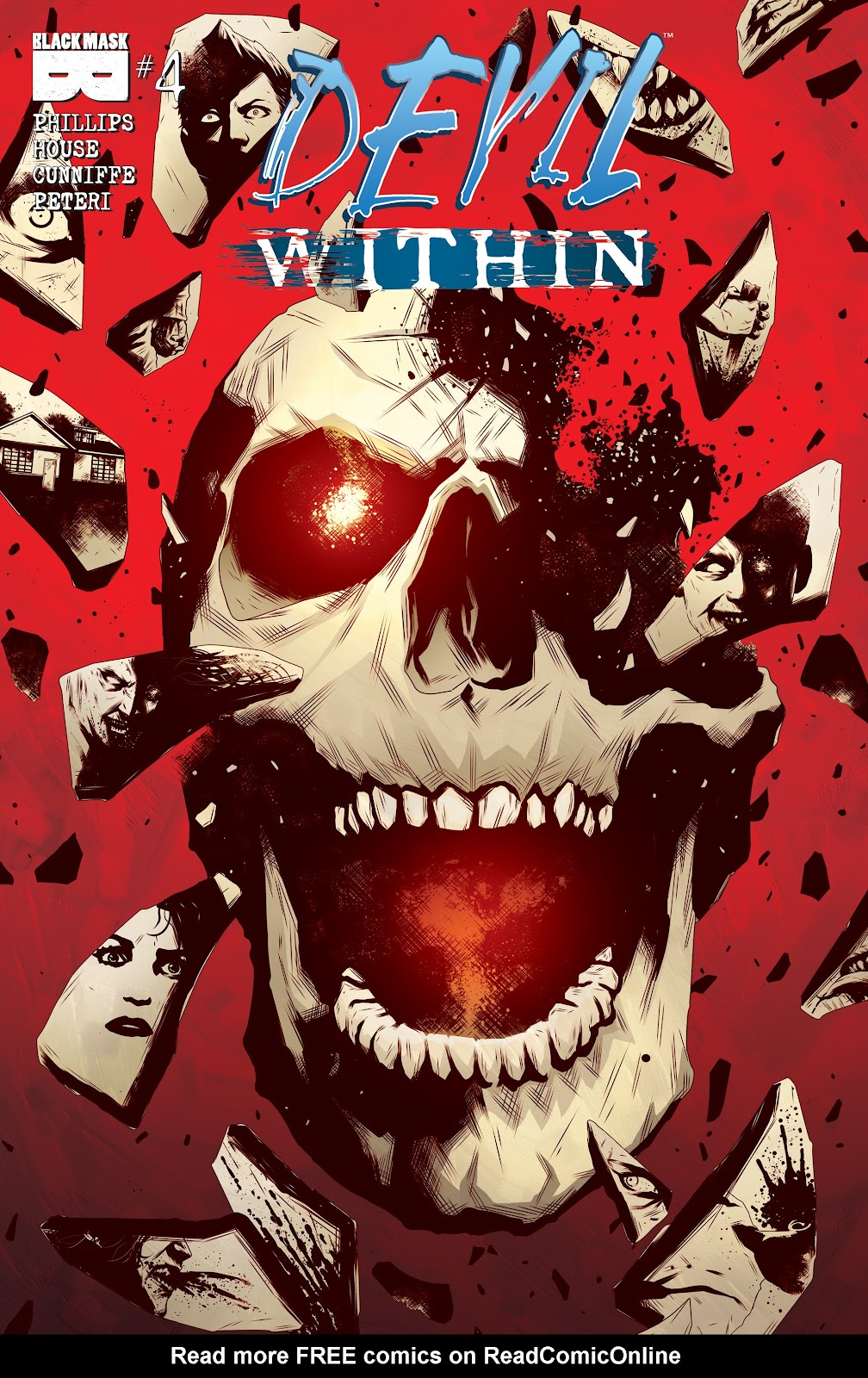 Read online Devil Within comic -  Issue #4 - 1