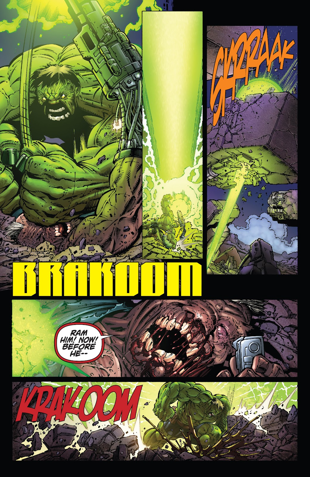 Read online Incredible Hulks (2010) comic -  Issue # _TPB Heart of the Monster - 64
