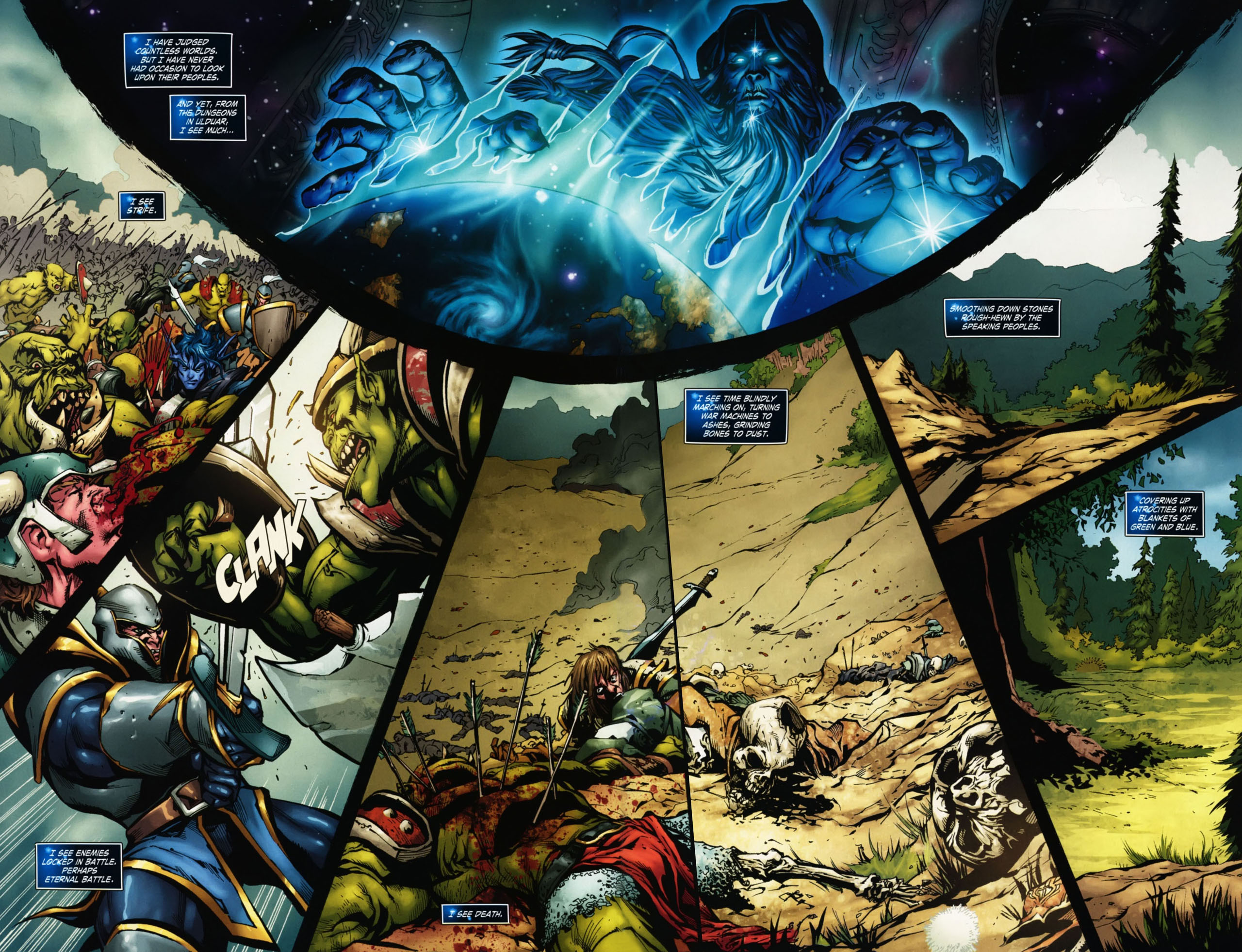 Read online World of Warcraft Special comic -  Issue # Full - 6
