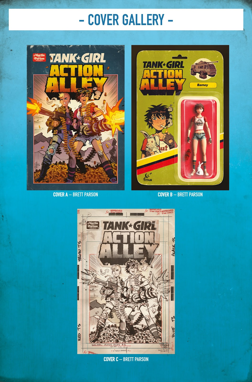 Read online Tank Girl Ongoing comic -  Issue #3 - 25