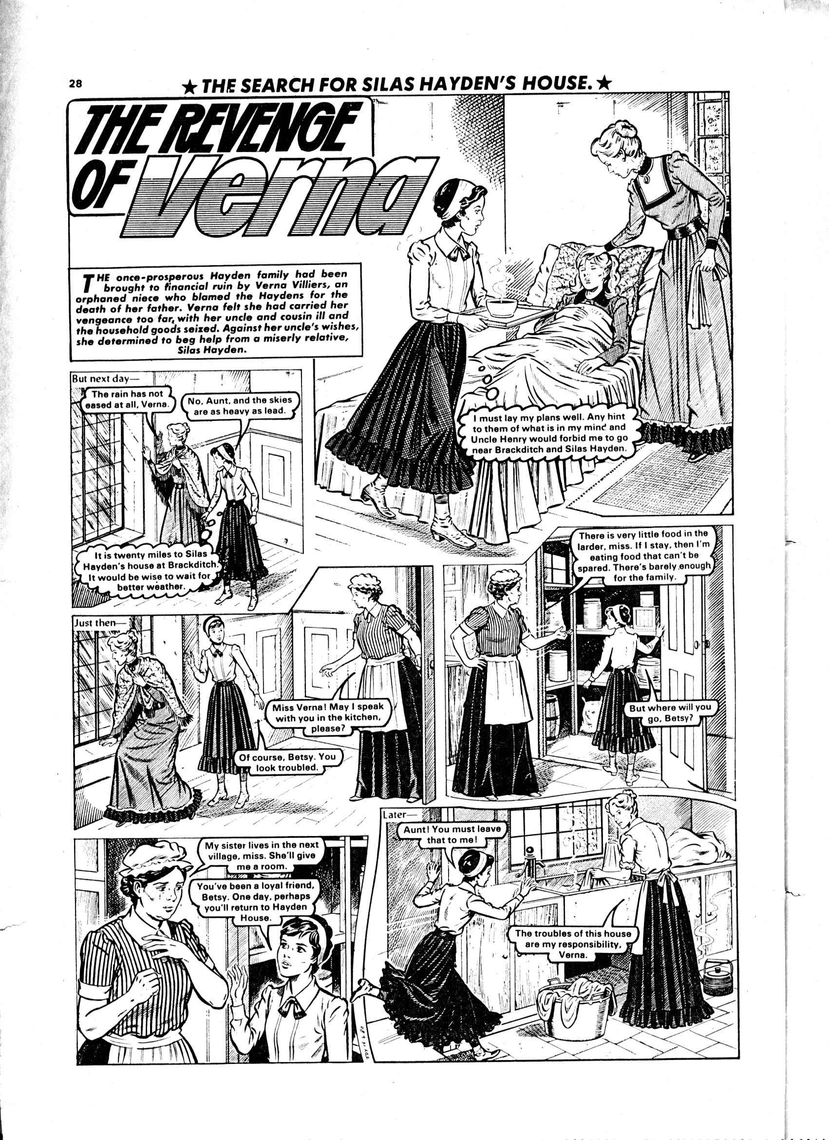 Read online Judy comic -  Issue #58 - 28