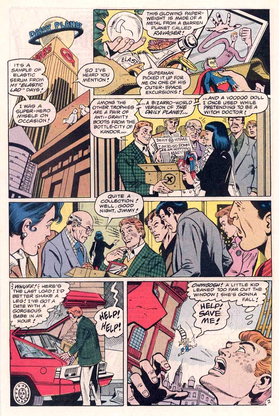 Read online Action Comics (1938) comic -  Issue #563 - 20