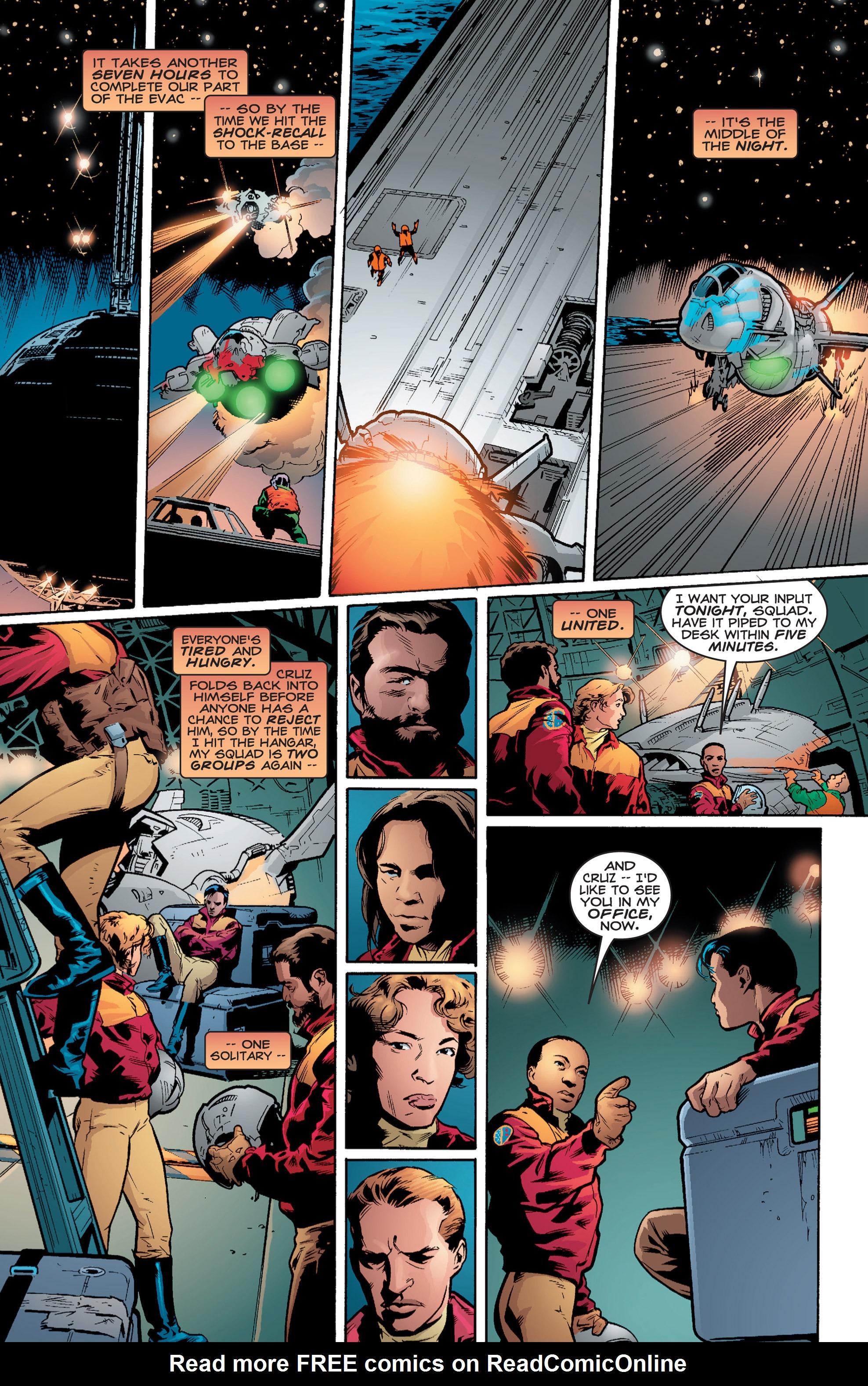 Read online Shockrockets comic -  Issue # TPB - 50