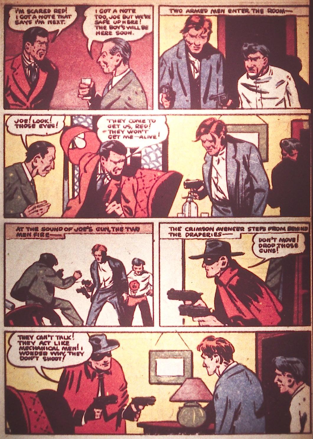 Detective Comics (1937) 23 Page 22