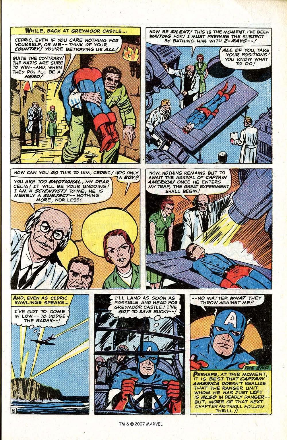 Read online Captain America (1968) comic -  Issue # _Annual 1 - 27
