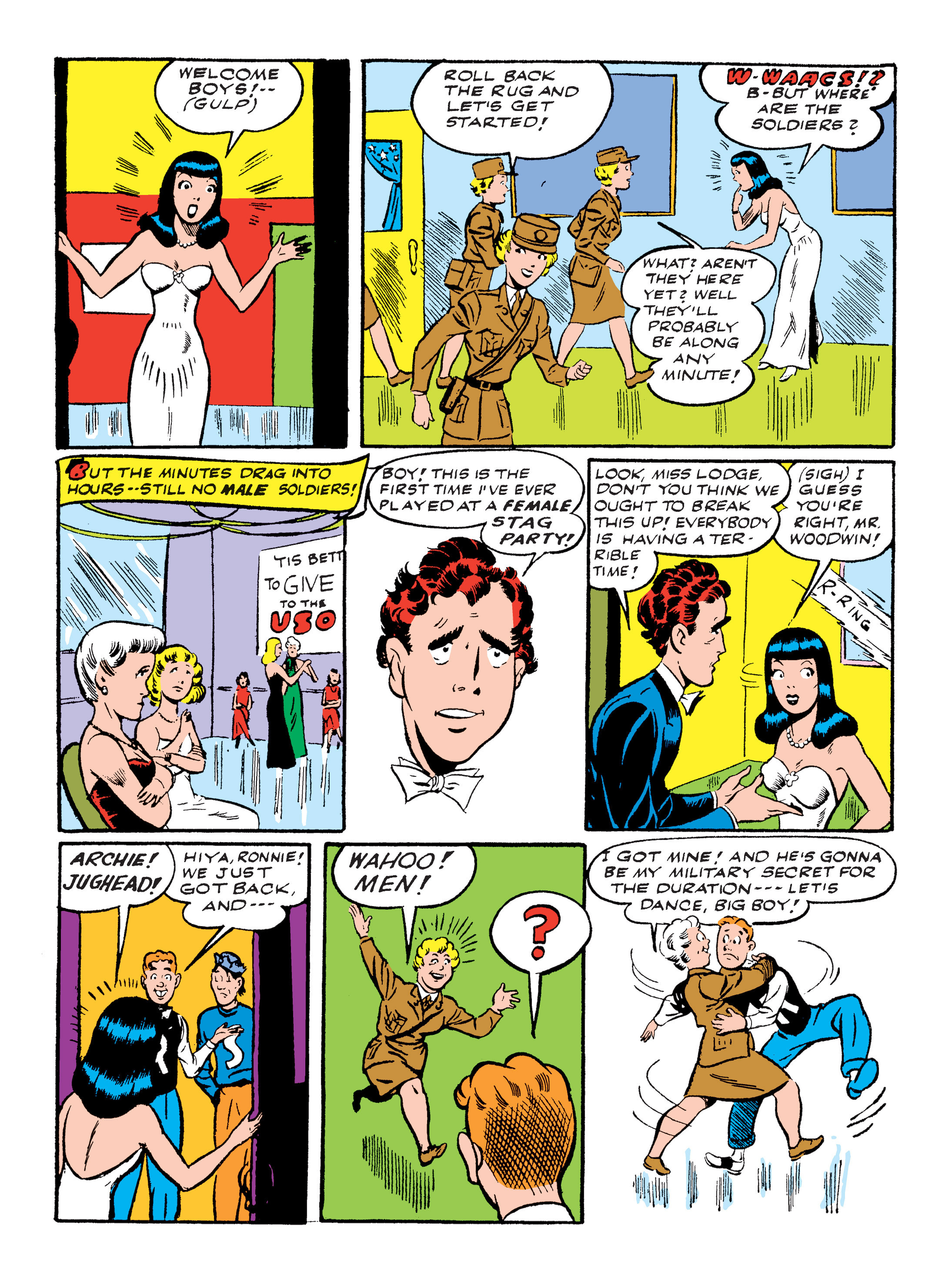 Read online Archie 75th Anniversary Digest comic -  Issue #3 - 17