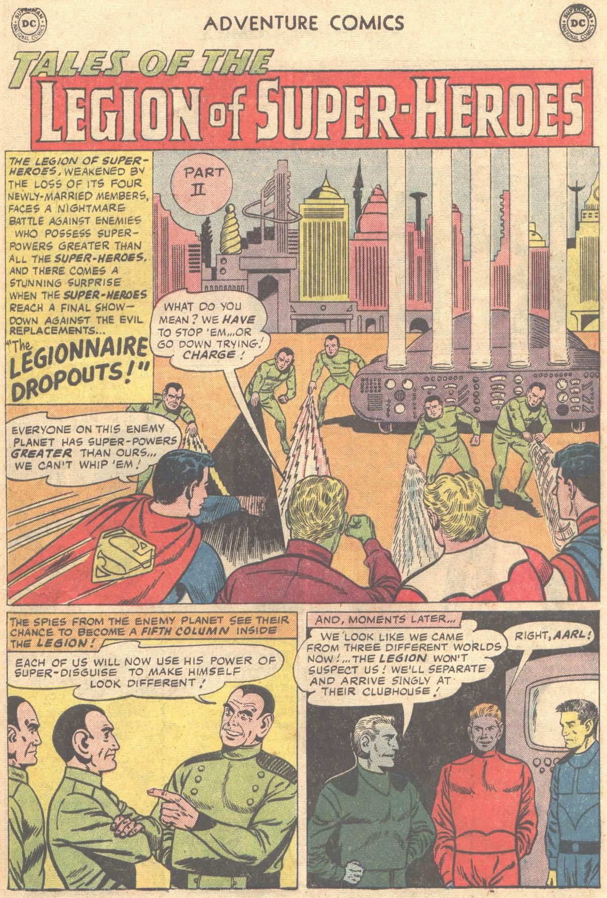 Read online Adventure Comics (1938) comic -  Issue #337 - 13