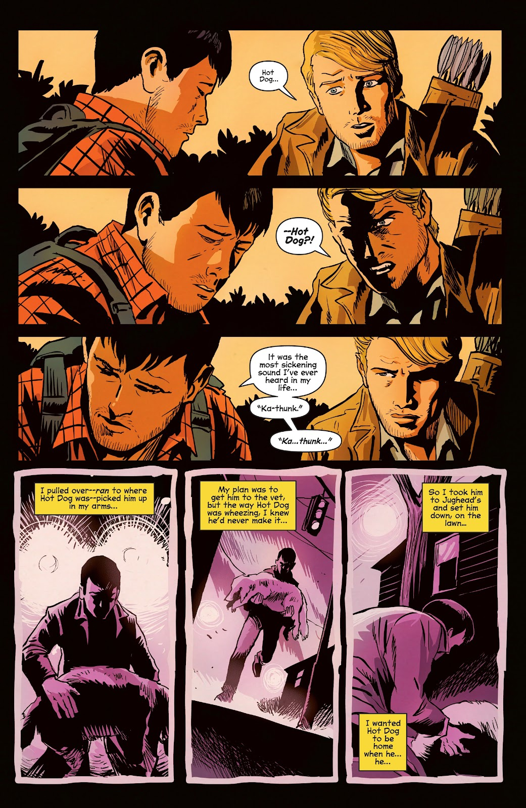Afterlife with Archie issue 9 - Page 17