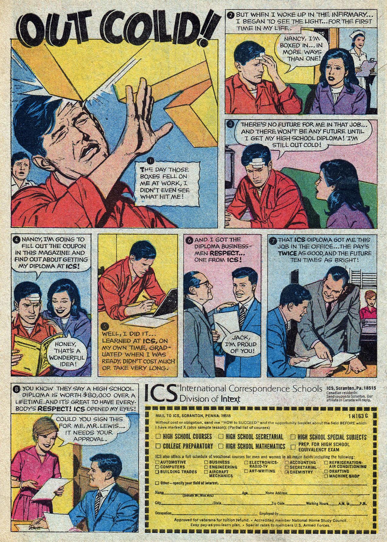 Read online Amazing Adventures (1970) comic -  Issue #8 - 6