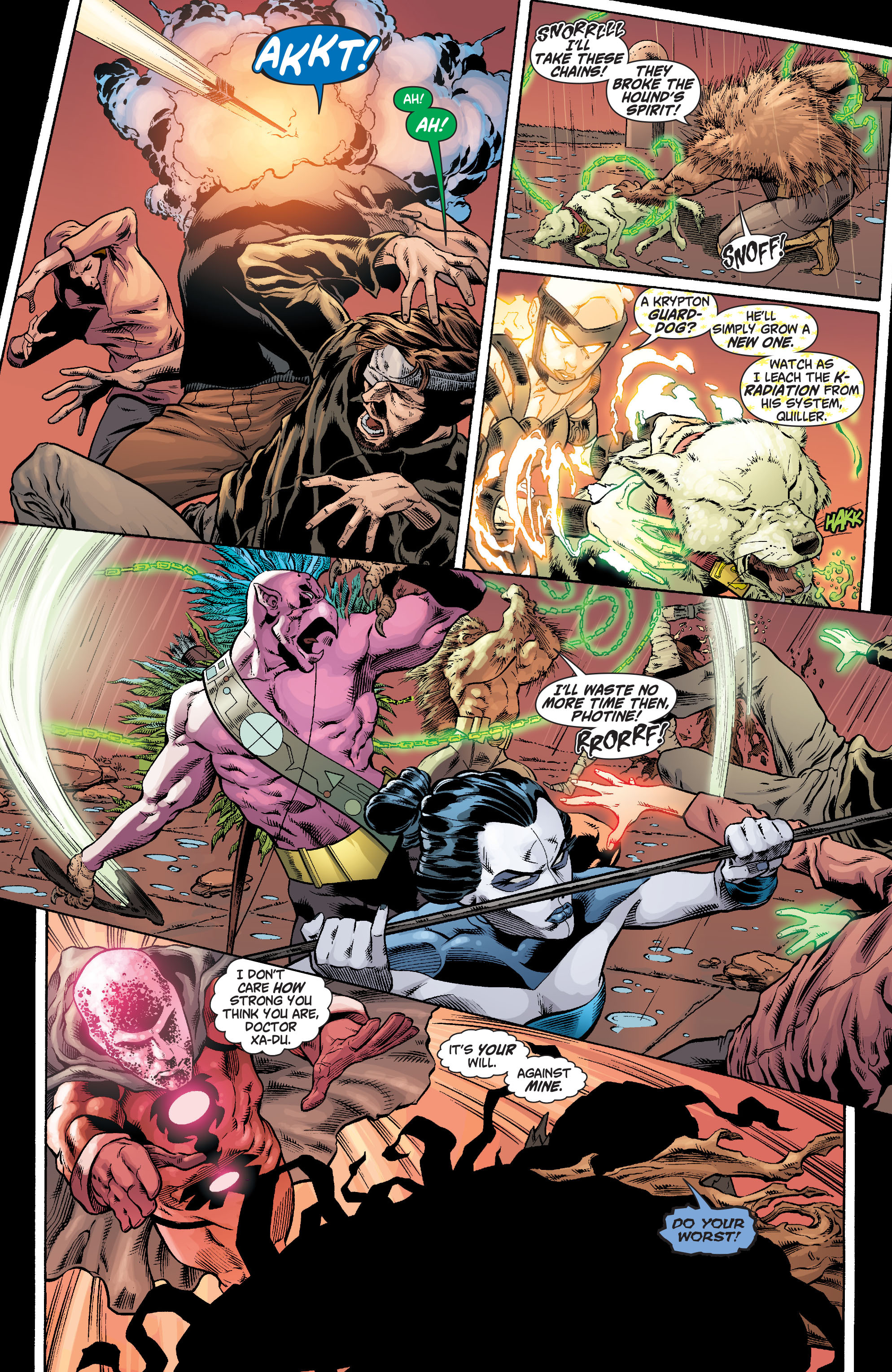 Read online Action Comics (2011) comic -  Issue #18 - 18