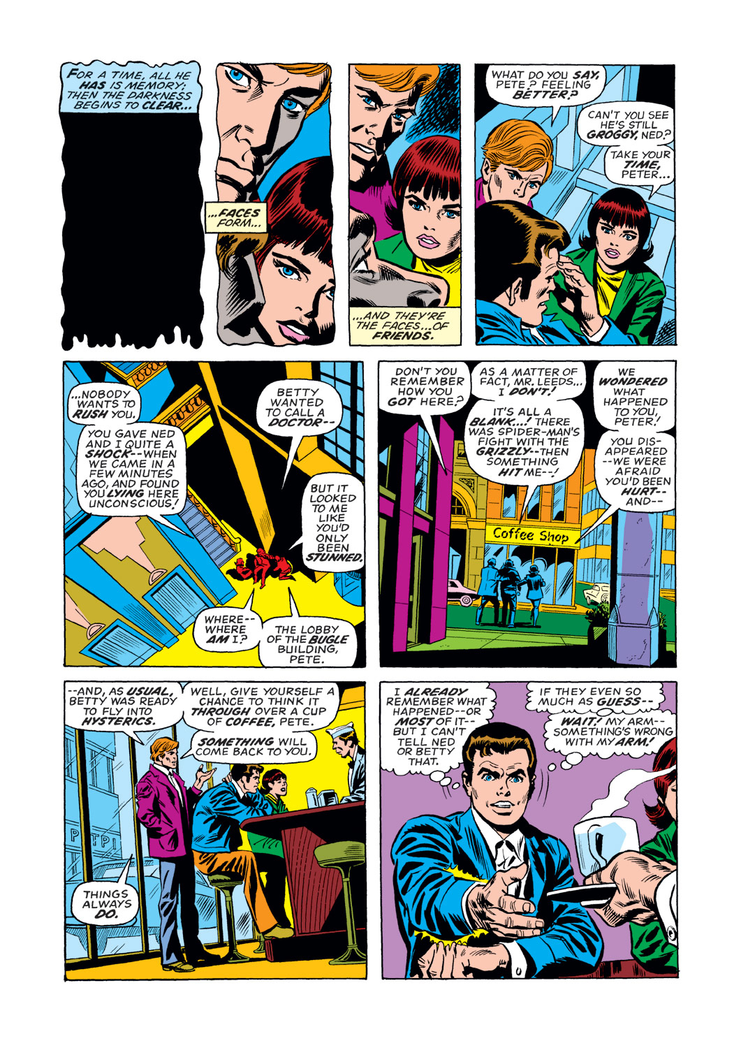 The Amazing Spider-Man (1963) 140 Page 4