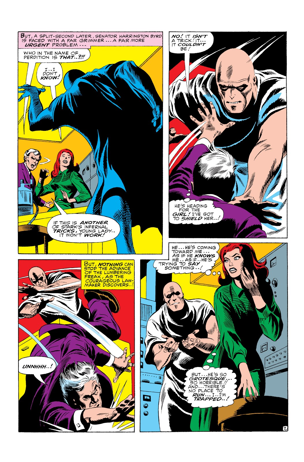 Read online Marvel Masterworks: The Invincible Iron Man comic -  Issue # TPB 3 (Part 3) - 17