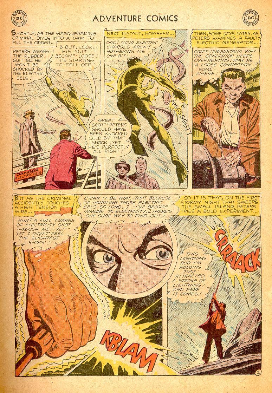 Read online Adventure Comics (1938) comic -  Issue #254 - 19