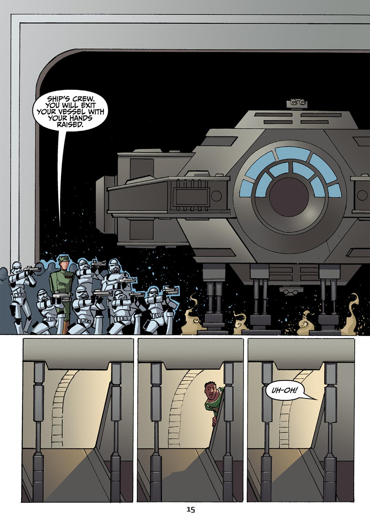 Read online Star Wars Omnibus comic -  Issue # Vol. 33 - 255