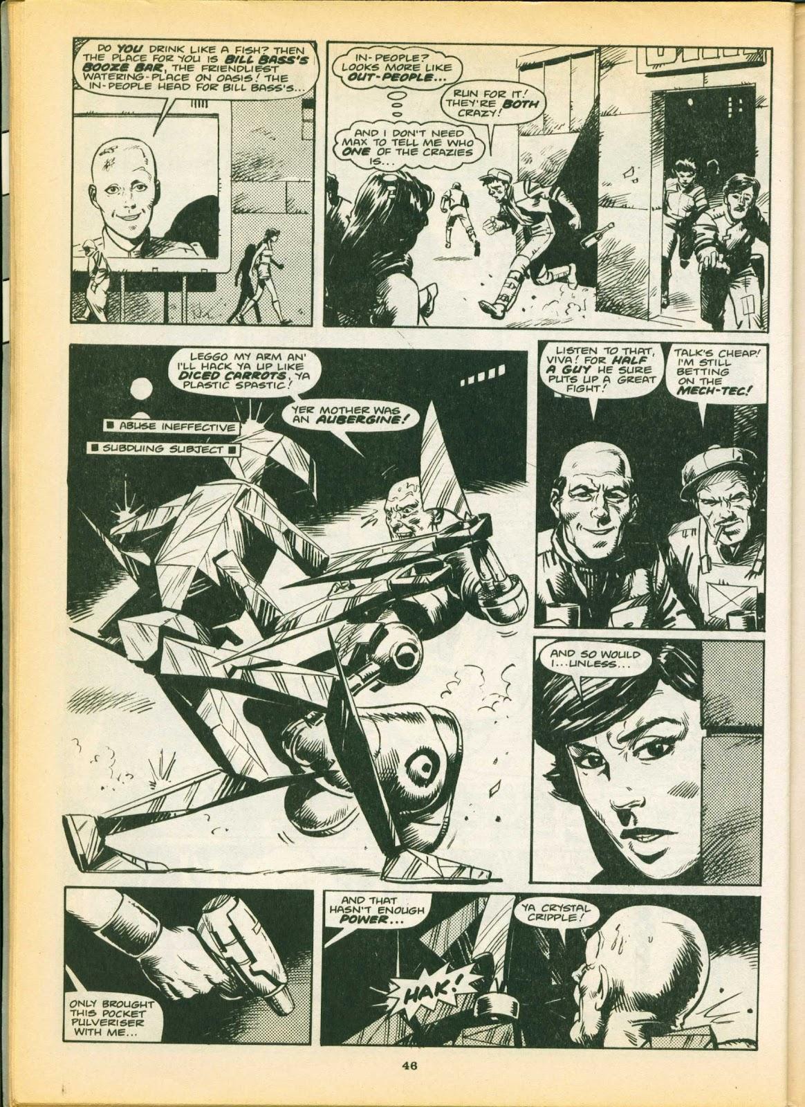 Warrior Issue #6 #7 - English 46