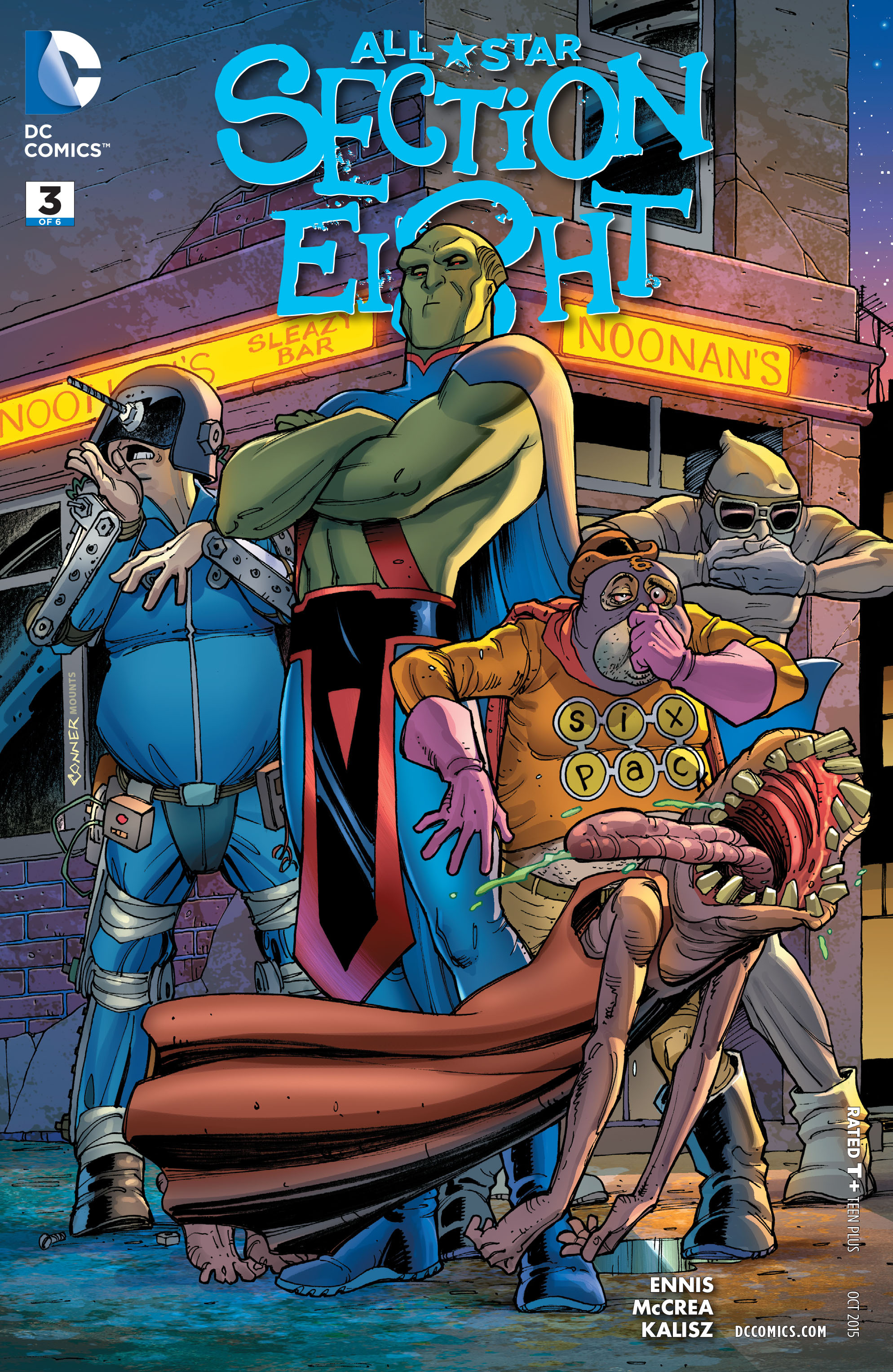 All-Star Section Eight 3 Page 1
