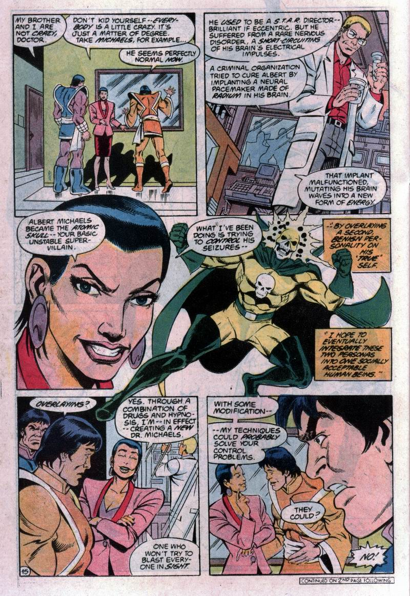 Teen Titans Spotlight issue 16 - Page 15