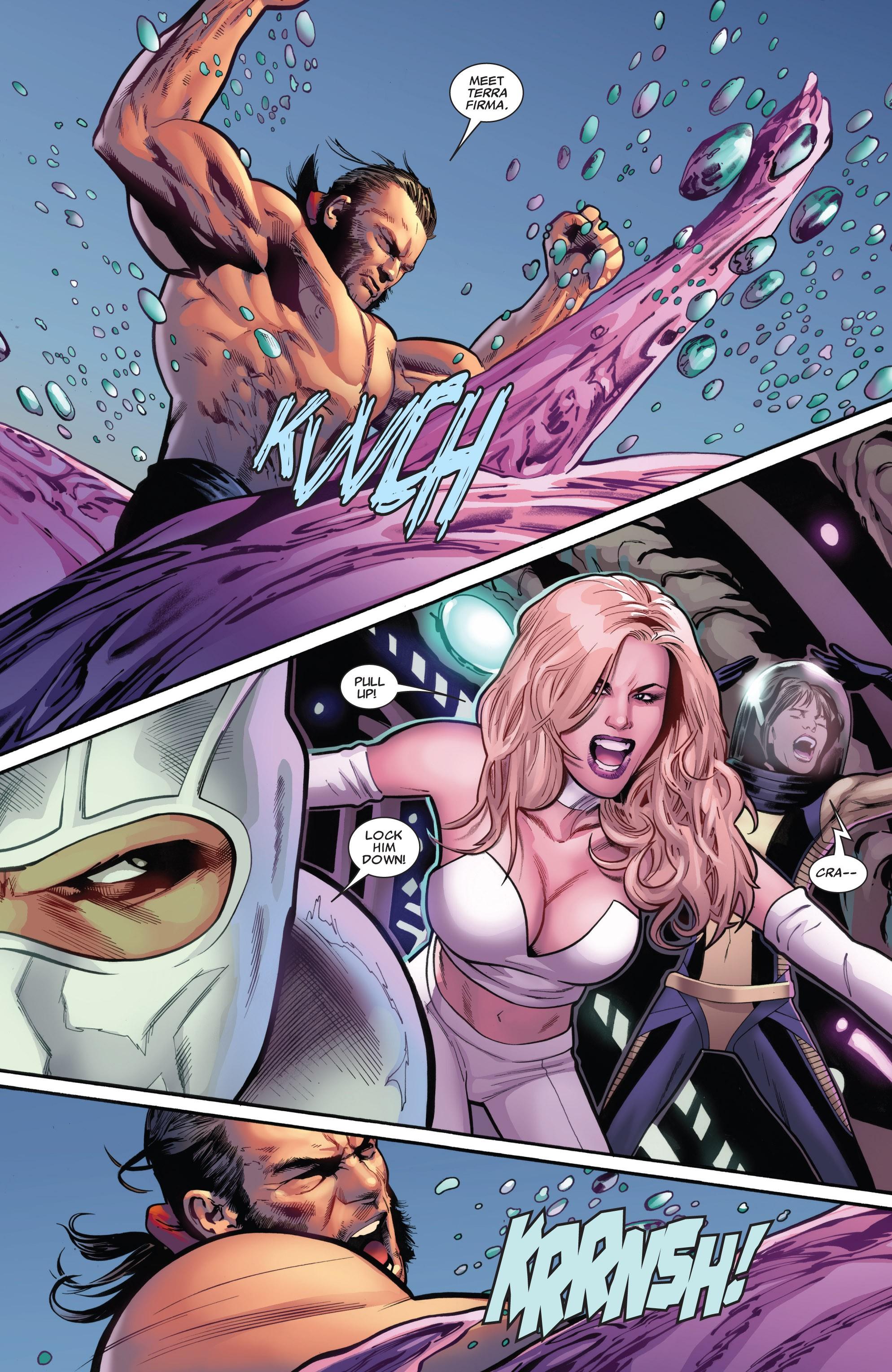 Read online Uncanny X-Men (1963) comic -  Issue #532 - 5