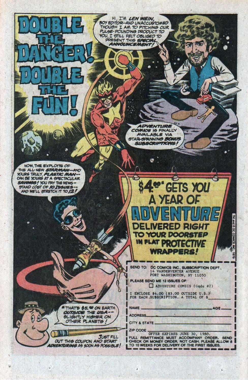 Read online Adventure Comics (1938) comic -  Issue #472 - 23