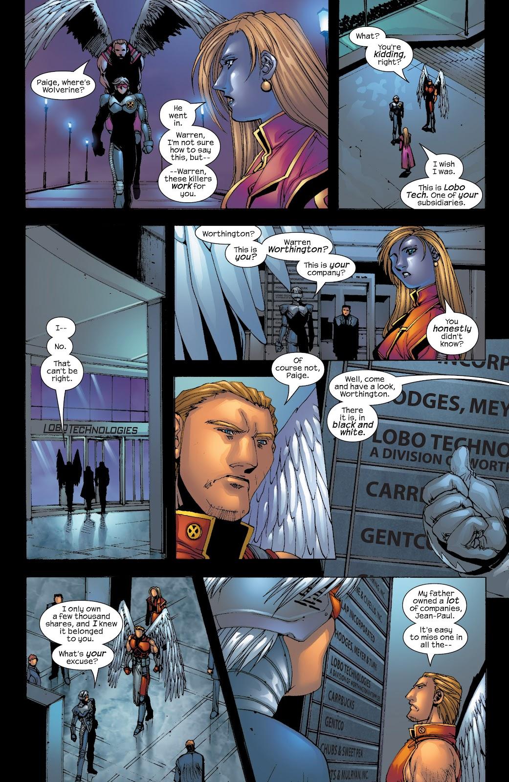 Uncanny X-Men (1963) issue 417 - Page 22