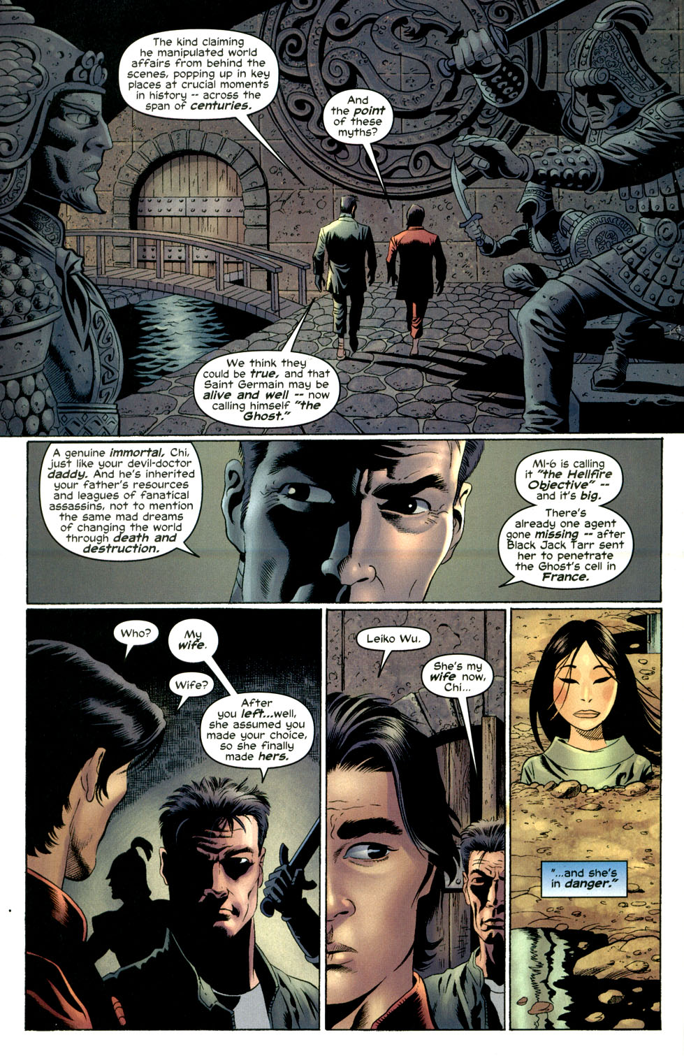 Read online Shang-Chi: Master of Kung Fu comic -  Issue #1 - 17