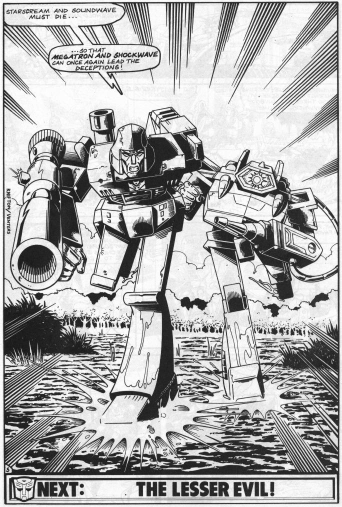 The Transformers (UK) 285 Page 11