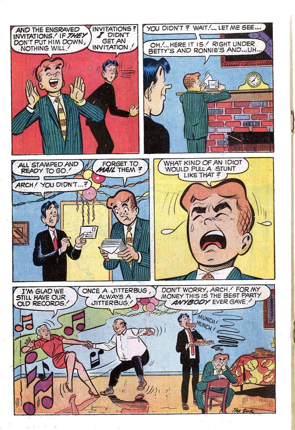 Read online Archie (1960) comic -  Issue #201 - 18