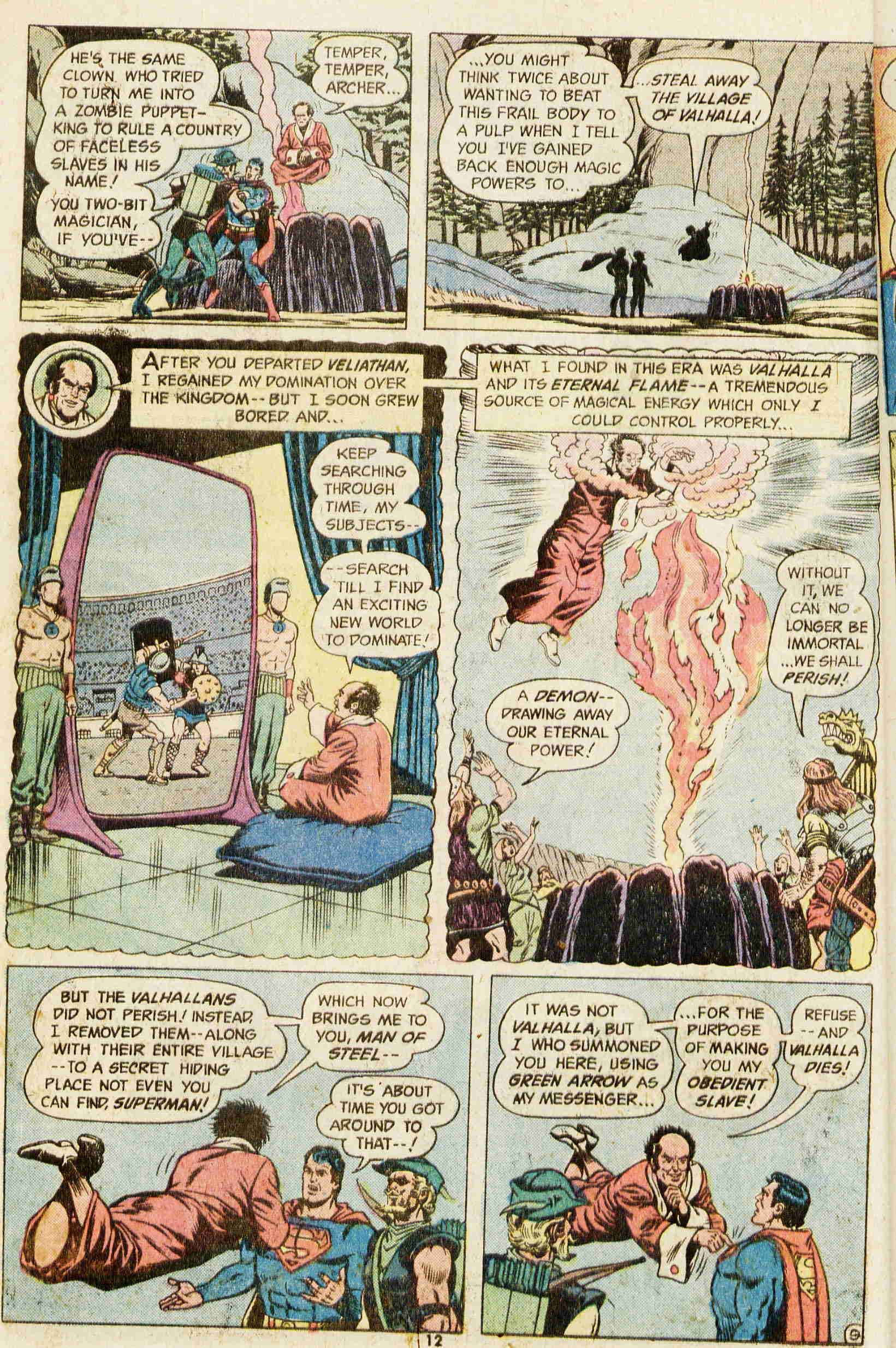 Read online Action Comics (1938) comic -  Issue #437 - 11