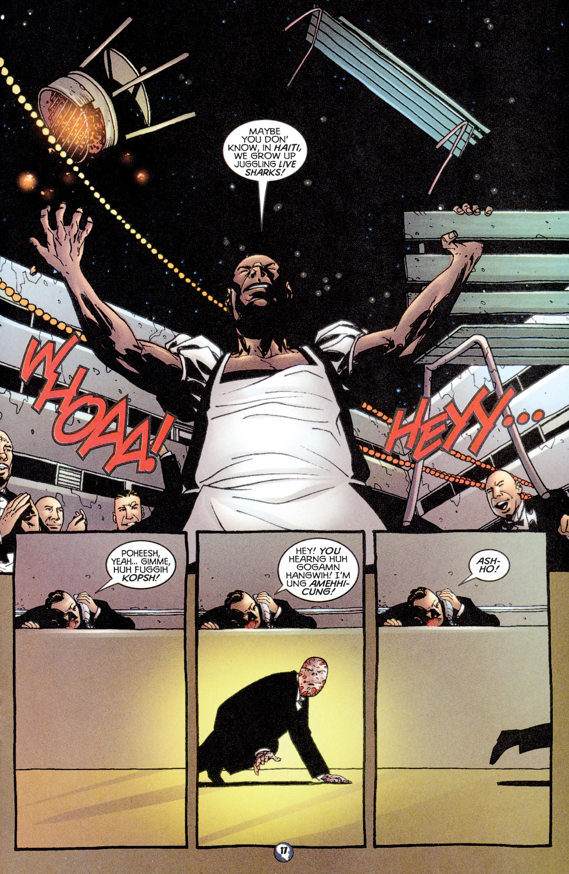 Read online Shadowman (1997) comic -  Issue #14 - 14