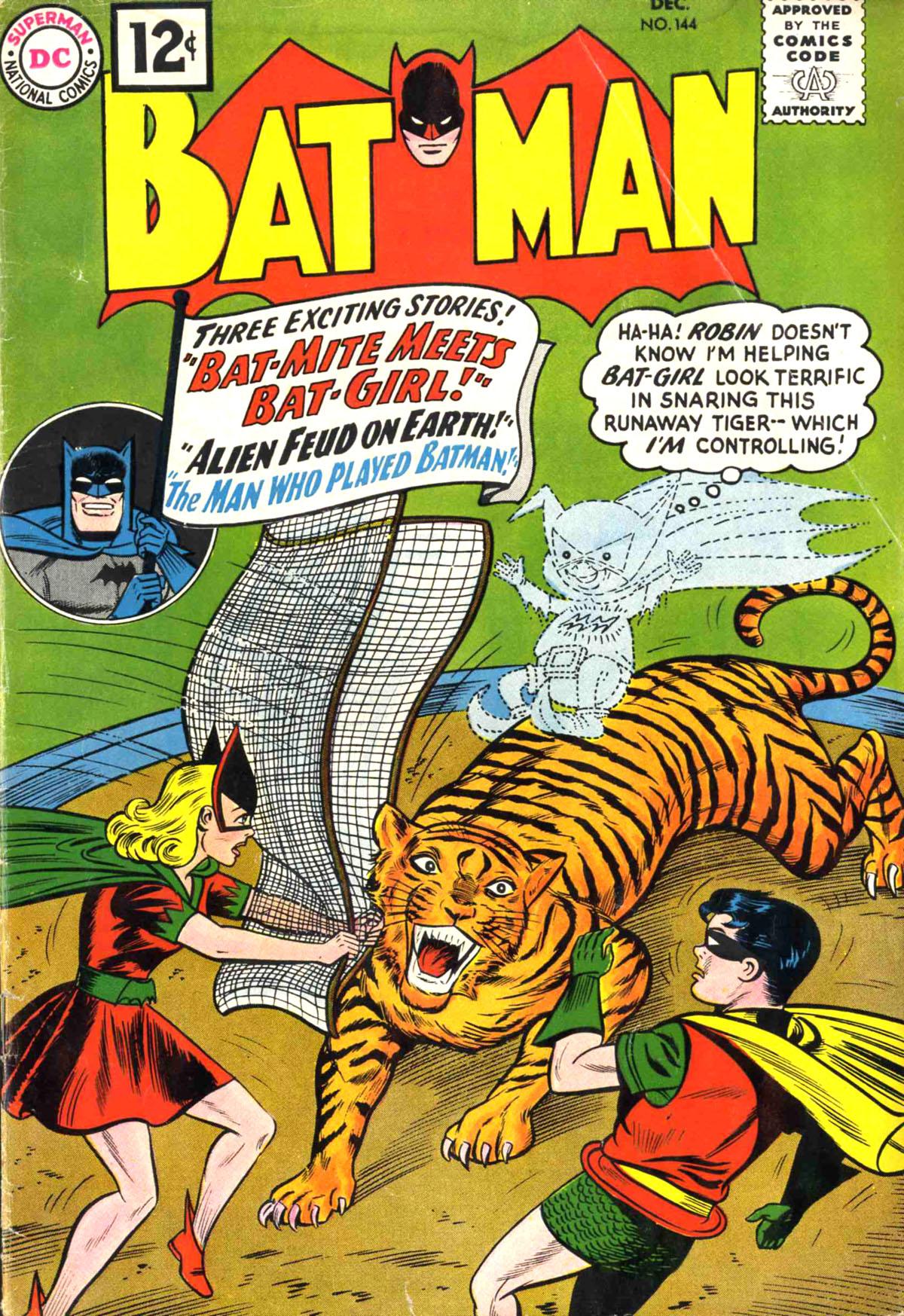 Batman (1940) 144 Page 1