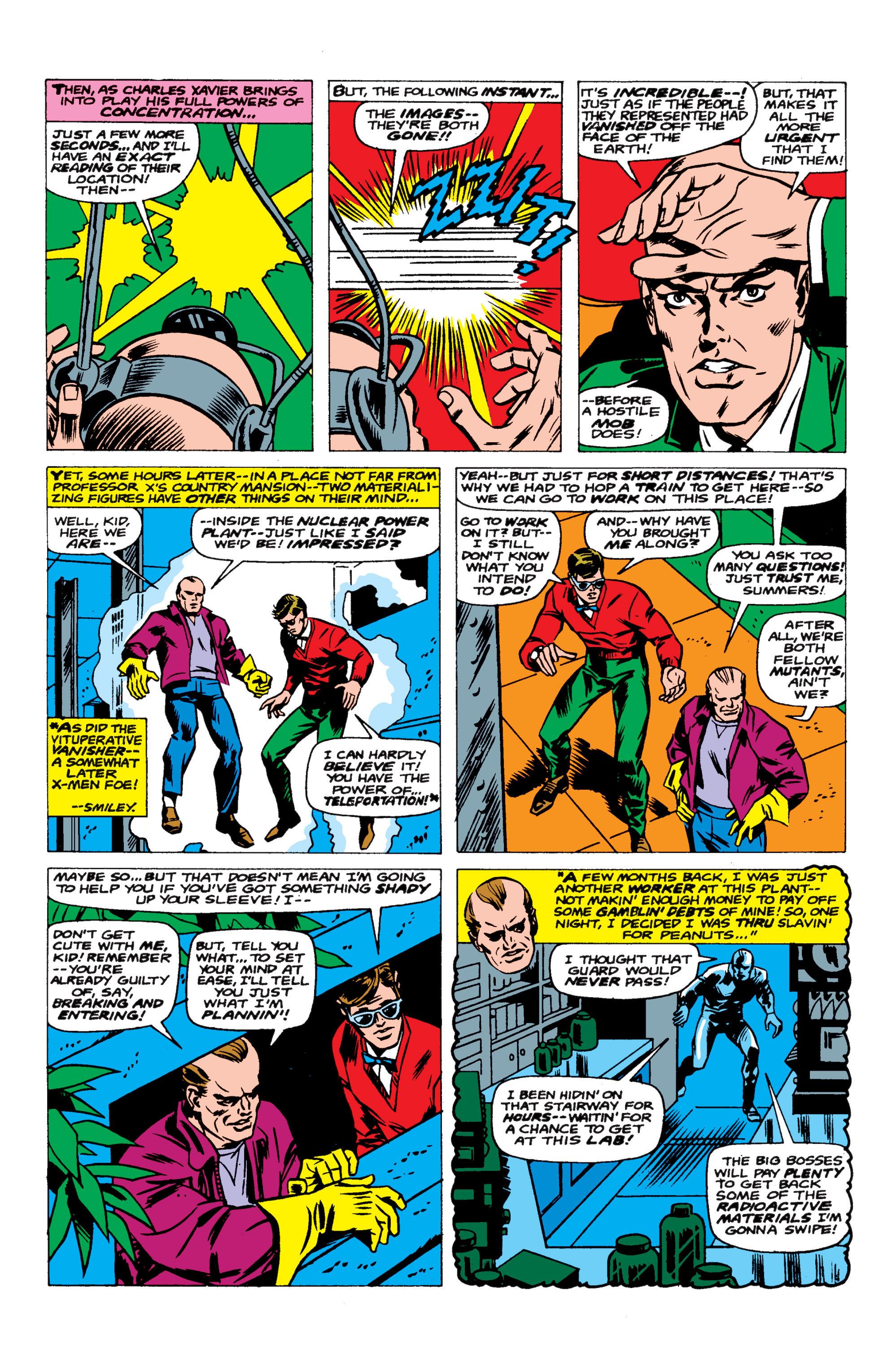 Uncanny X-Men (1963) 40 Page 18