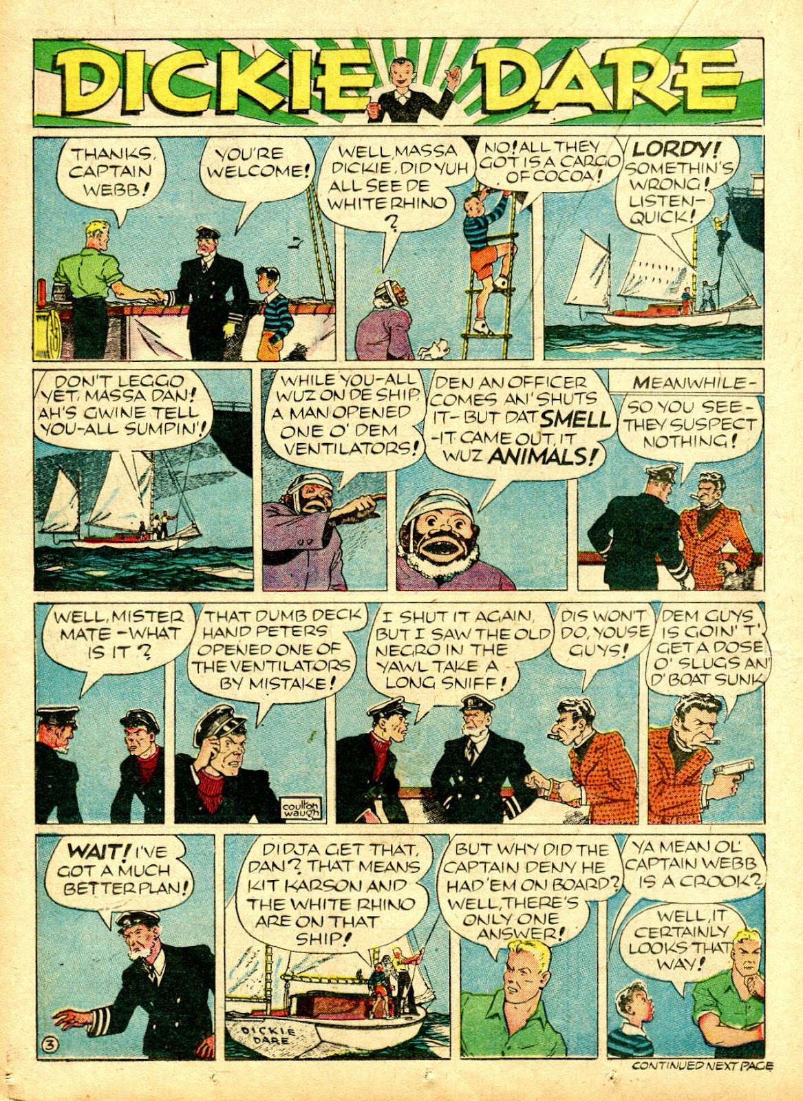 Read online Famous Funnies comic -  Issue #63 - 27