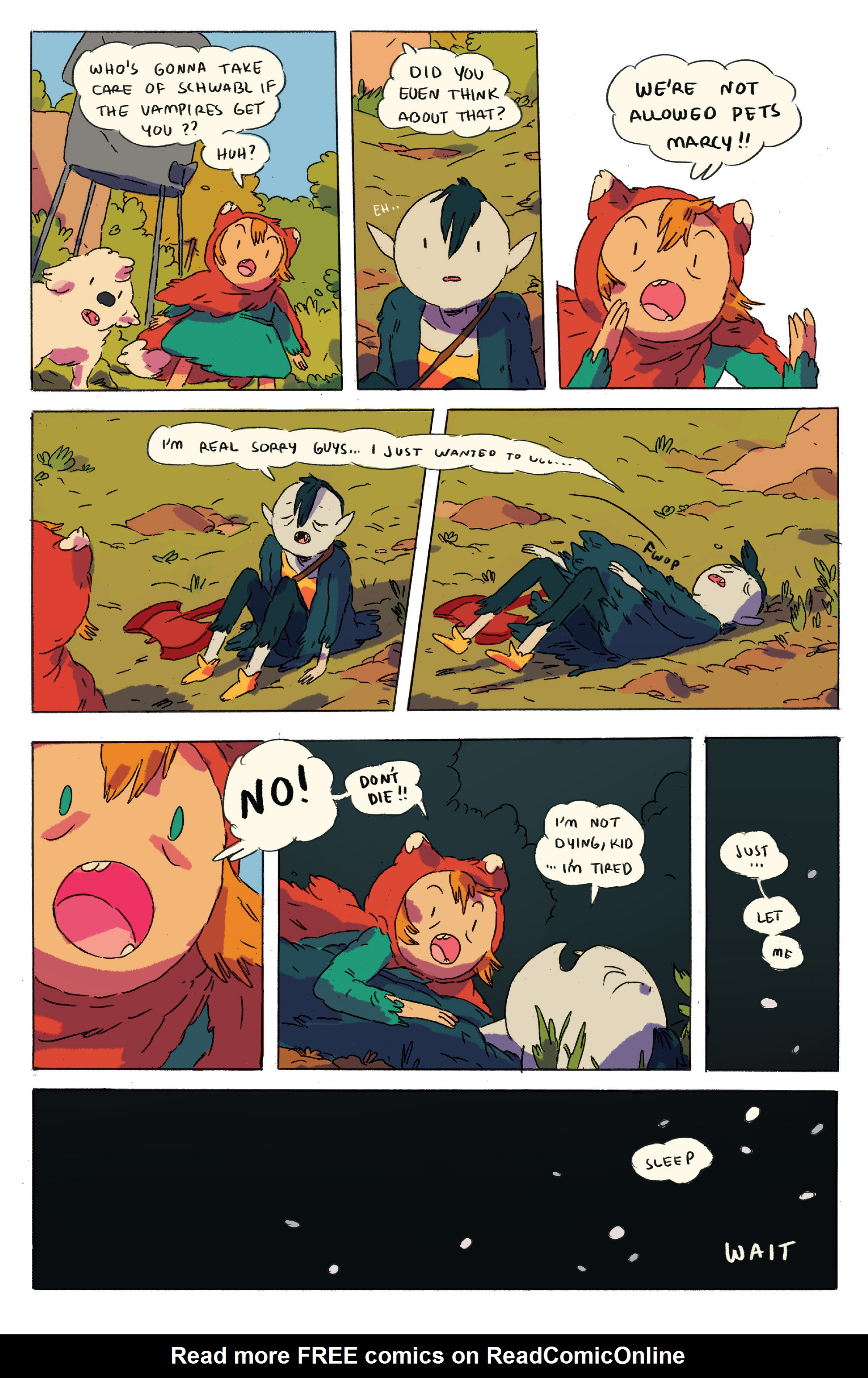 Read online Adventure Time comic -  Issue # _2015 Spoooktacular - 19