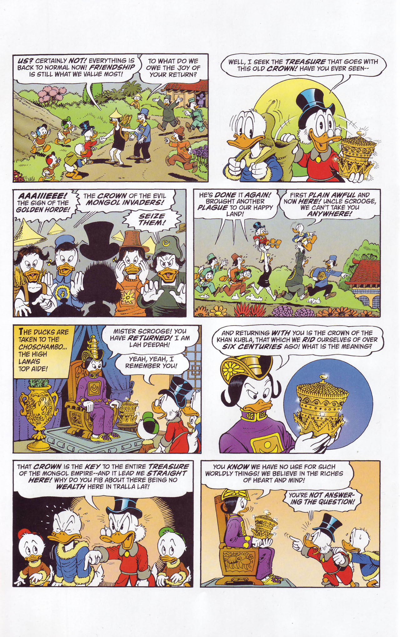 Read online Uncle Scrooge (1953) comic -  Issue #357 - 14