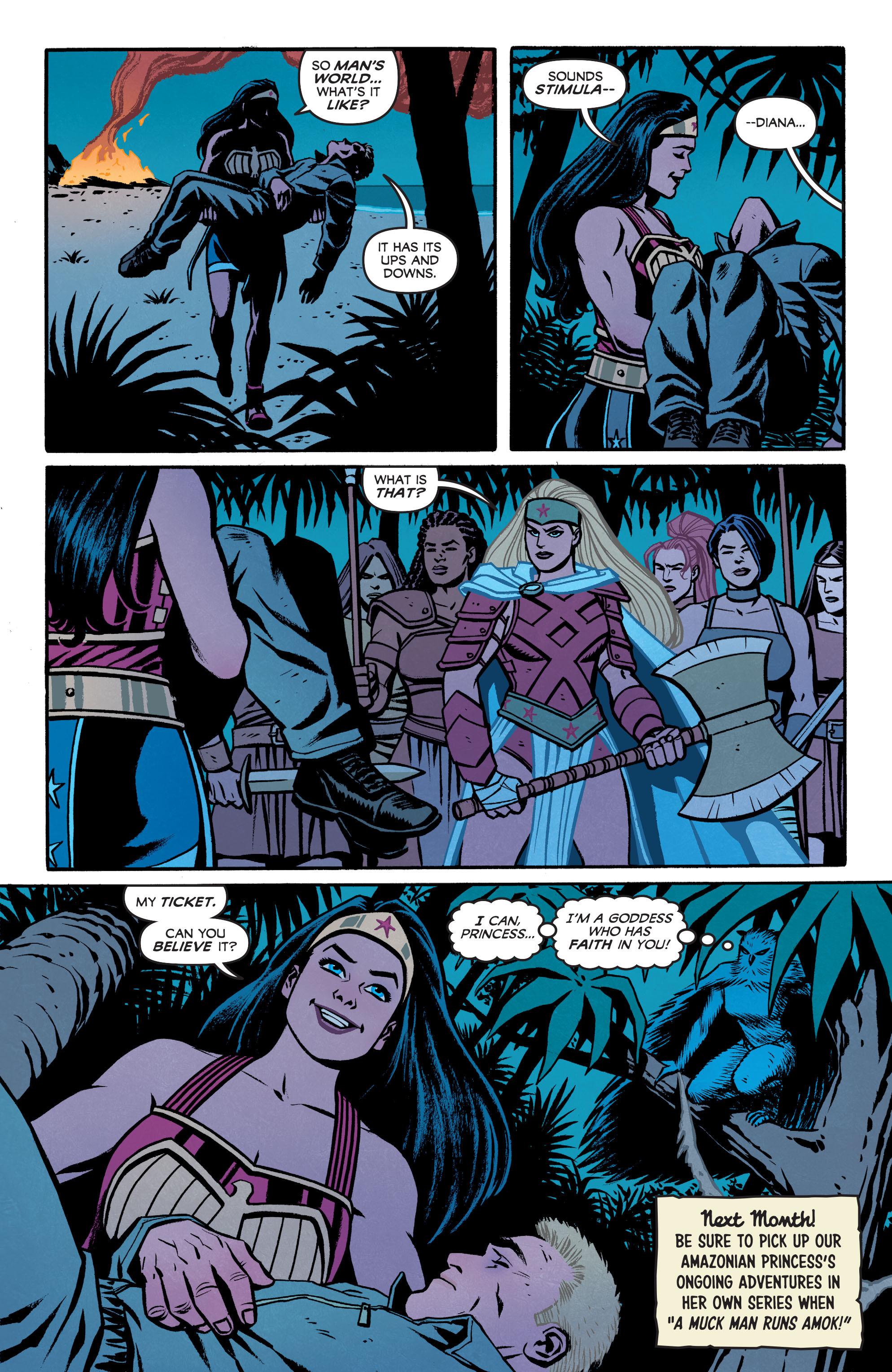 Read online Secret Origins (2014) comic -  Issue #6 - 12