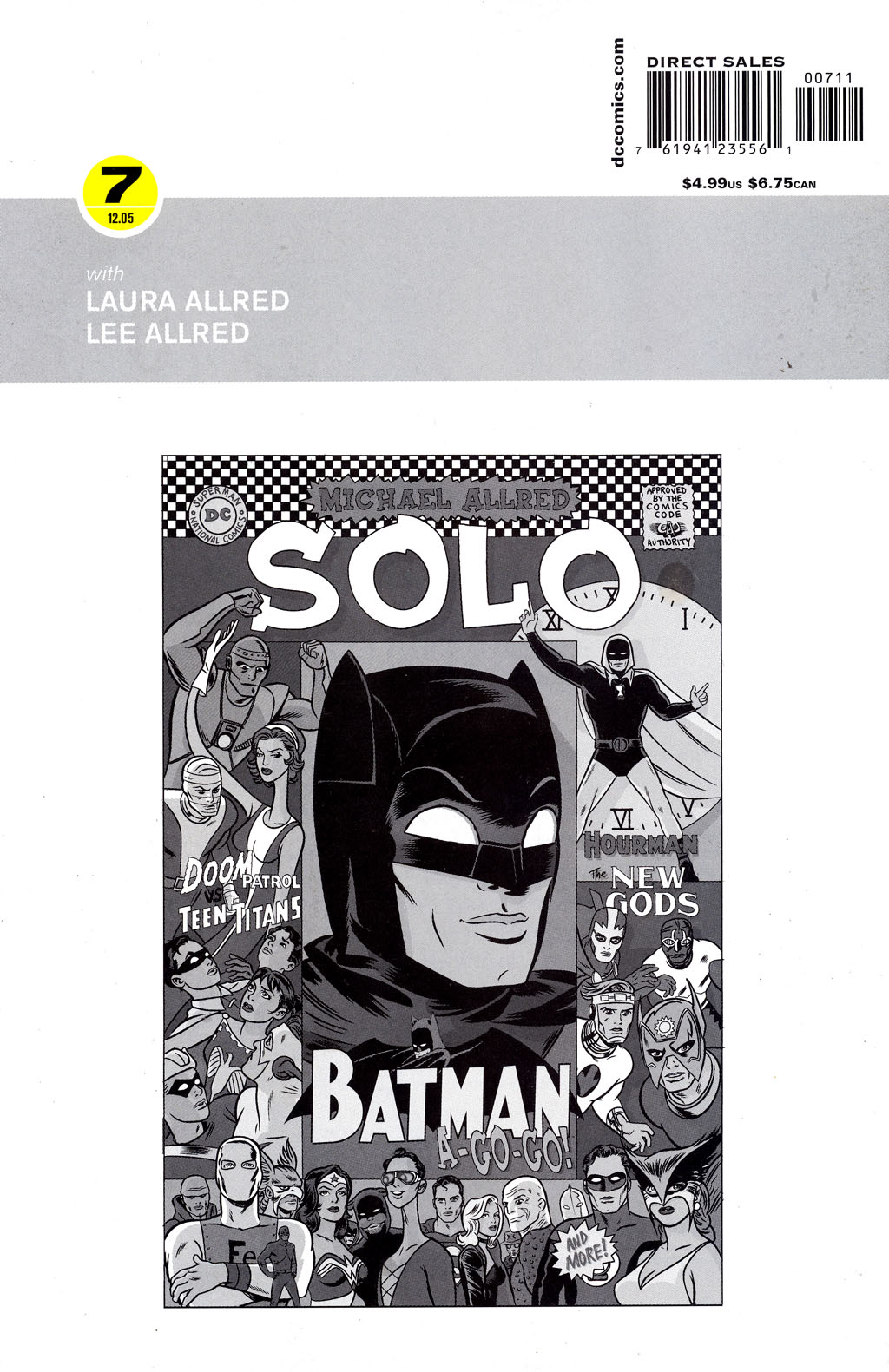 Read online Solo (2004) comic -  Issue #7 - 50