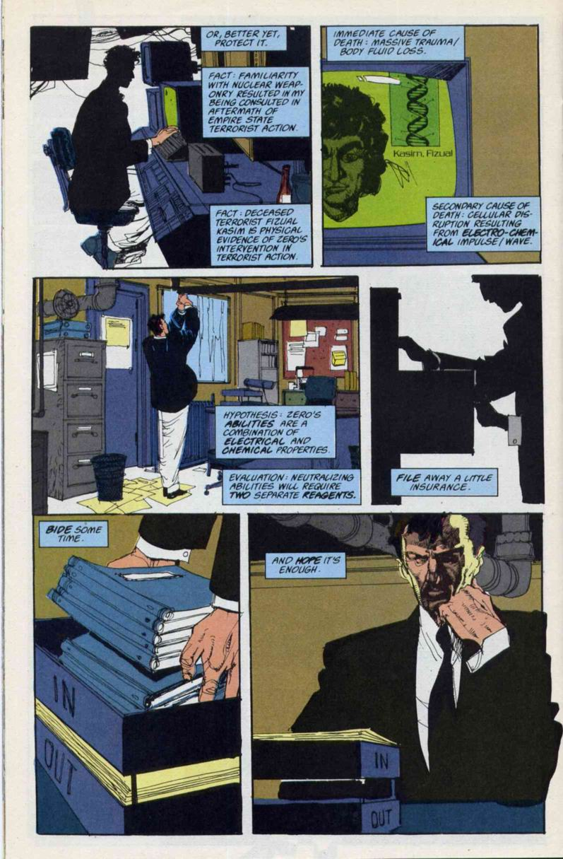 Read online Doctor Zero comic -  Issue #2 - 22