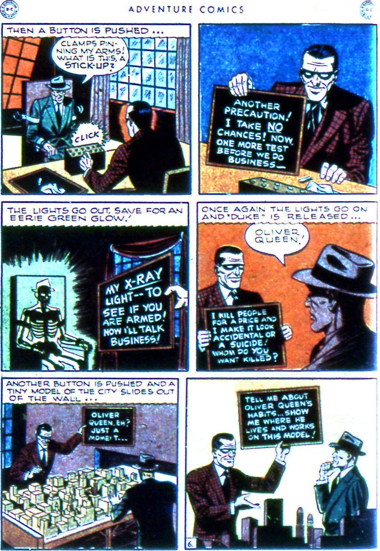Read online Adventure Comics (1938) comic -  Issue #123 - 20