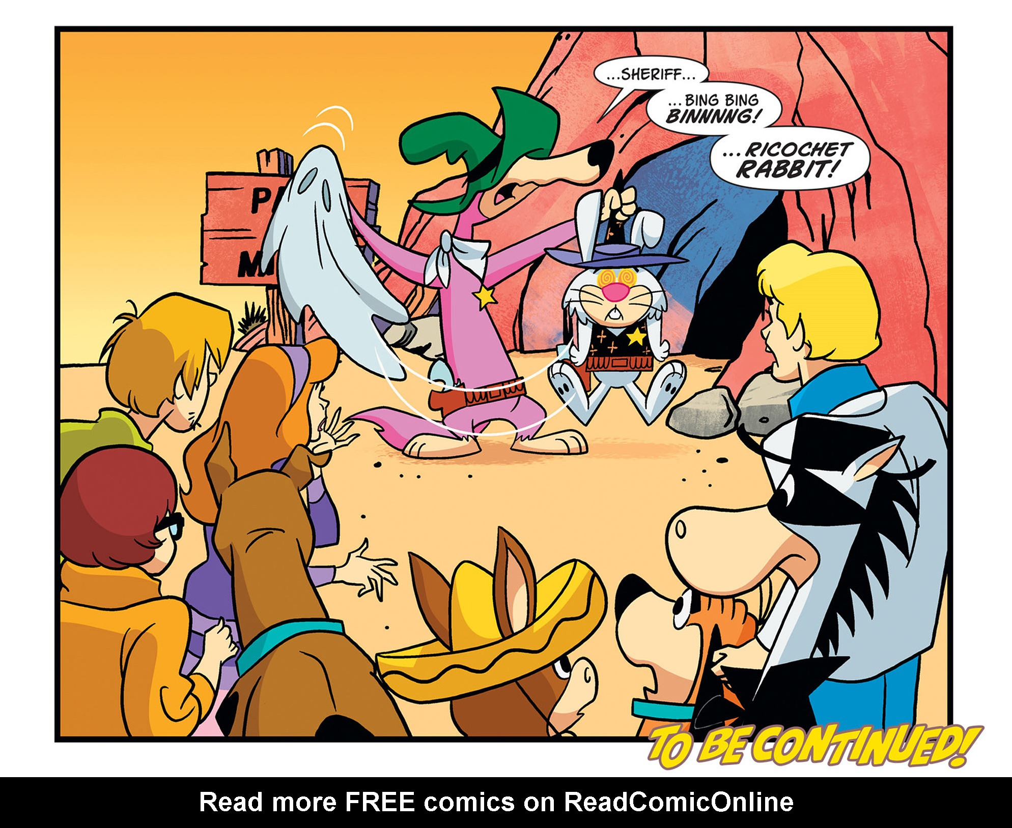 Read online Scooby-Doo! Team-Up comic -  Issue #45 - 23