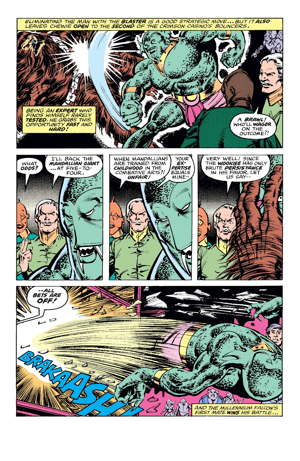 Read online Star Wars Legends: The Original Marvel Years - Epic Collection comic -  Issue # TPB 1 (Part 4) - 41