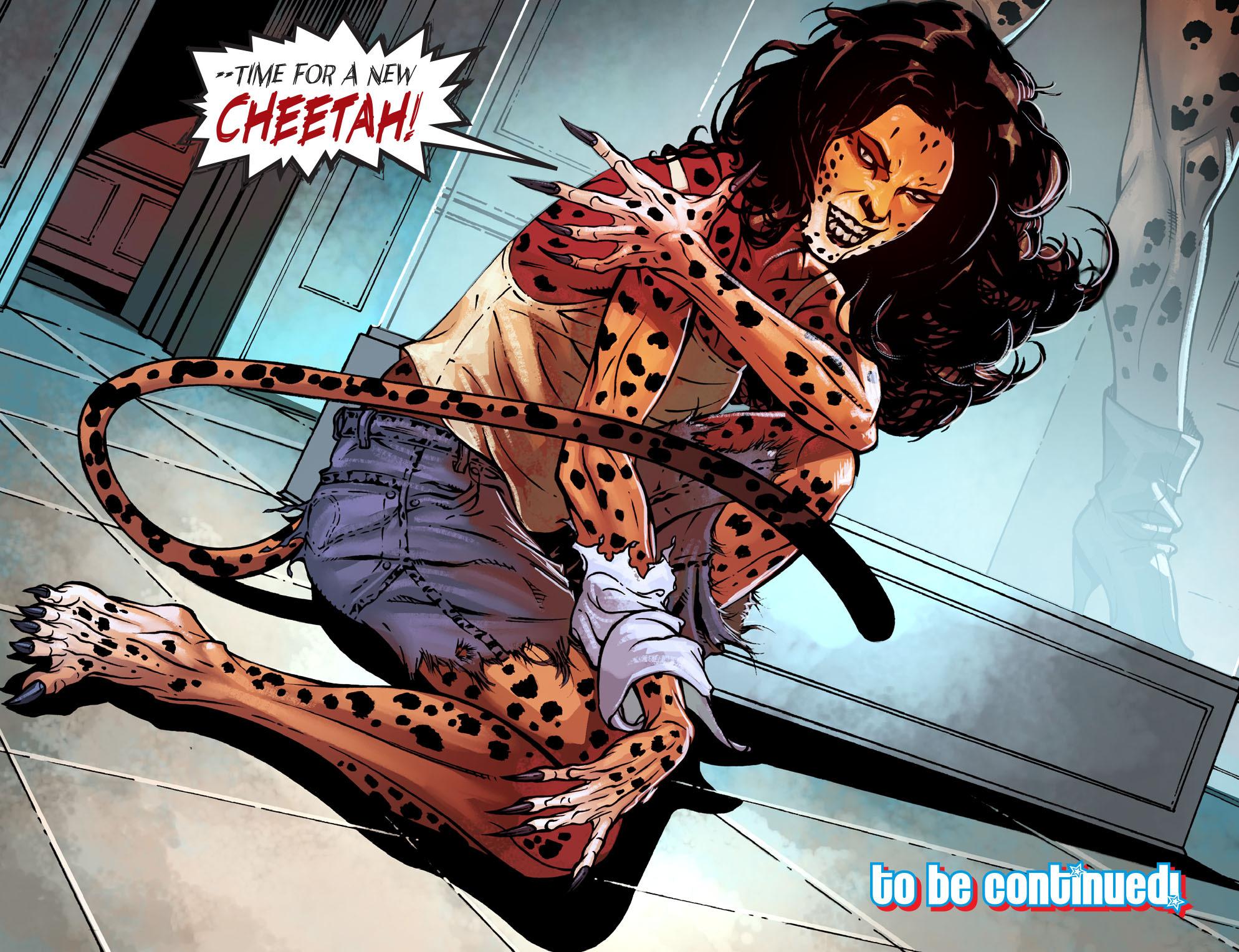 Read online Wonder Woman '77 [I] comic -  Issue #7 - 22