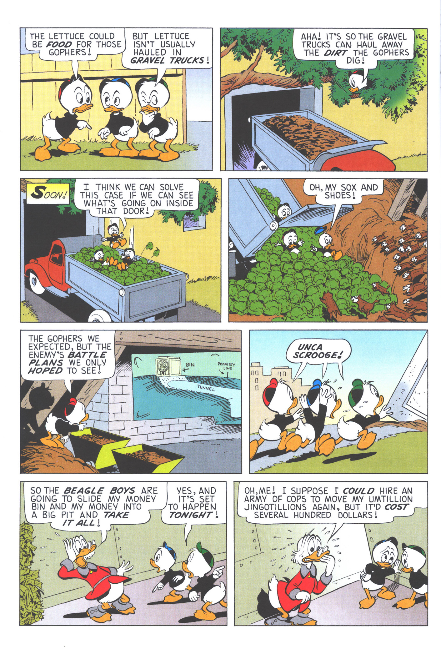 Read online Uncle Scrooge (1953) comic -  Issue #371 - 10