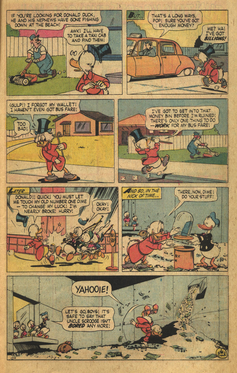 Read online Uncle Scrooge (1953) comic -  Issue #116 - 42