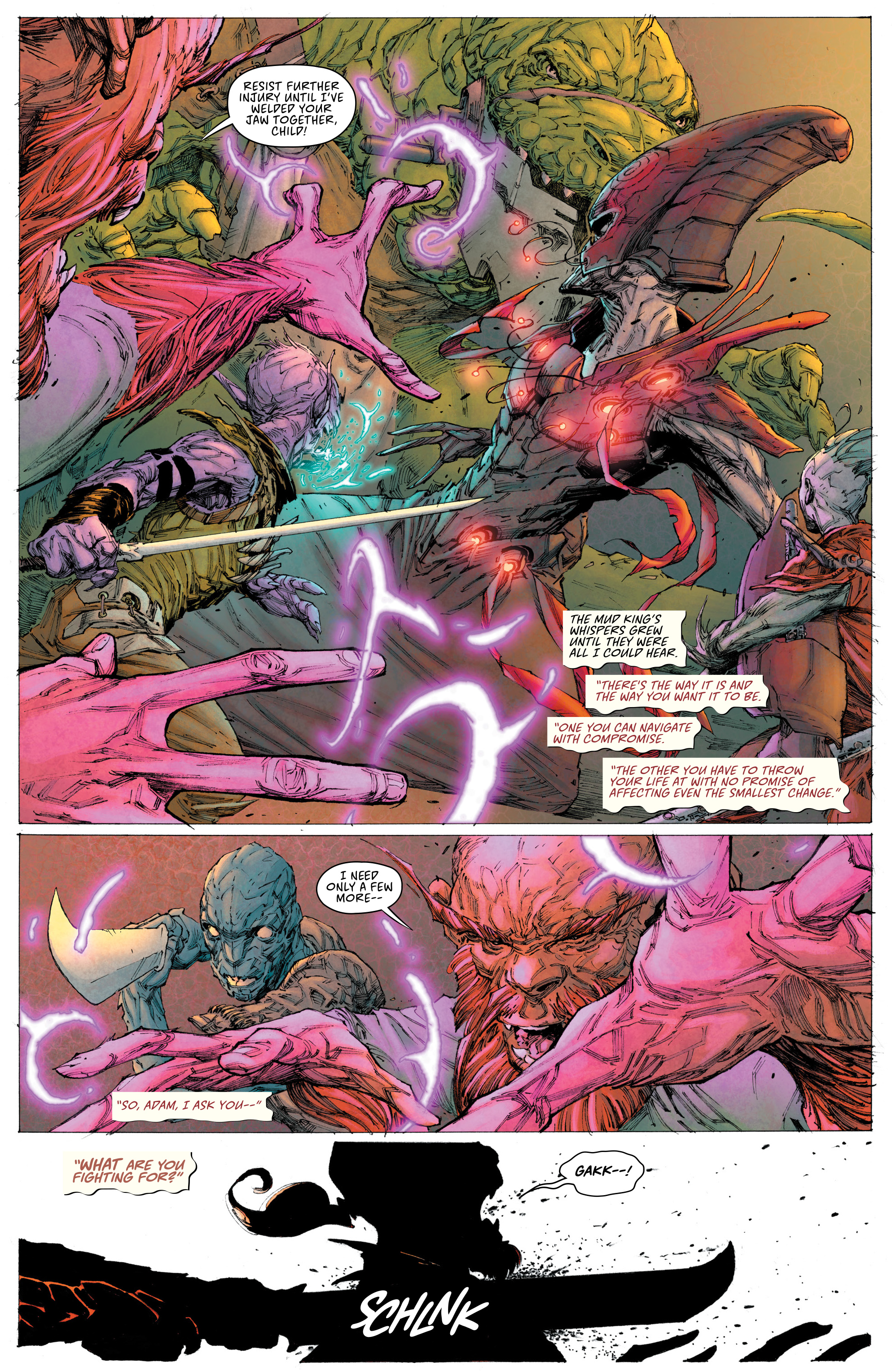 Read online Seven To Eternity comic -  Issue #3 - 13