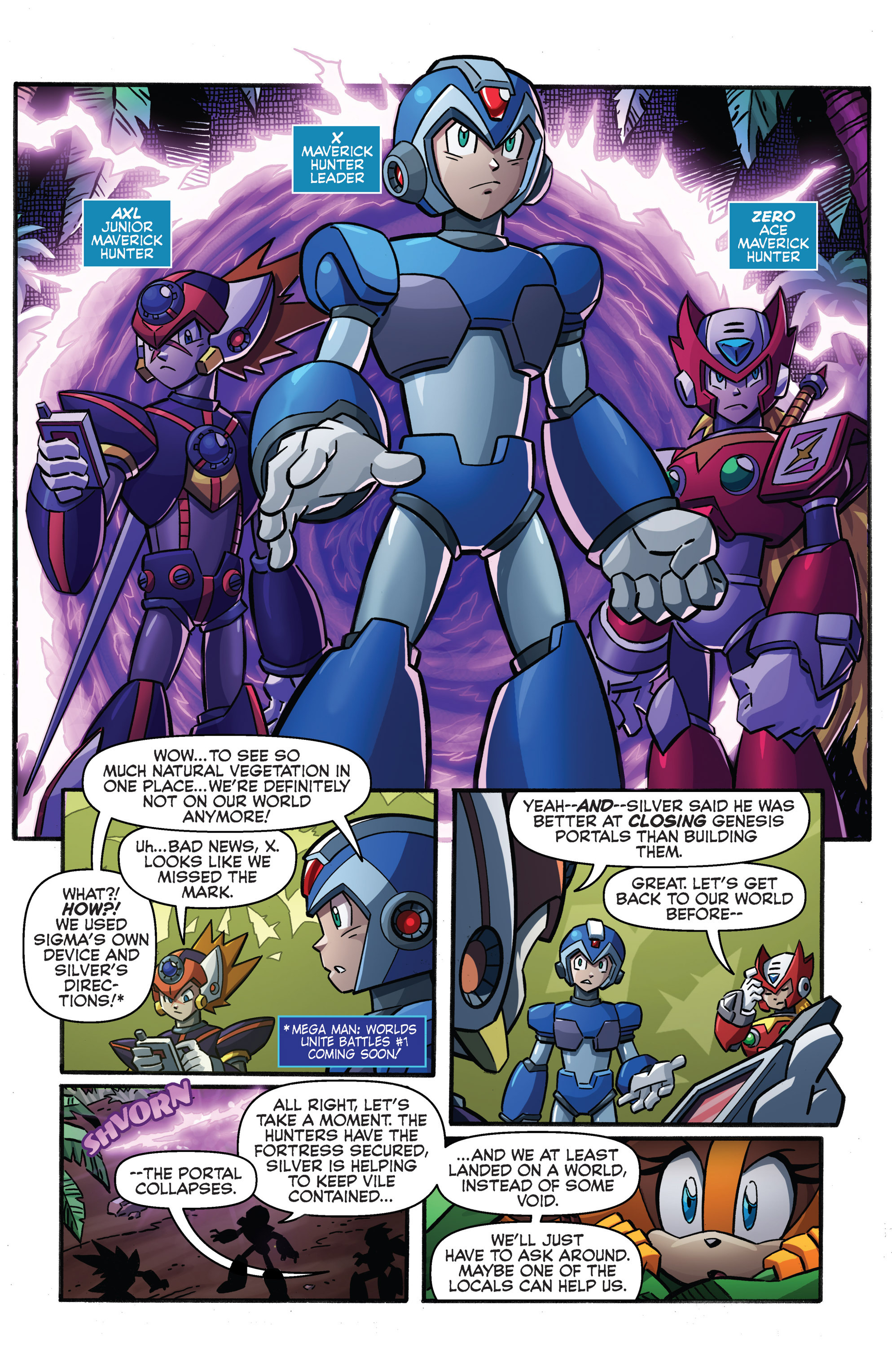 Read online Sonic Boom comic -  Issue #8 - 5
