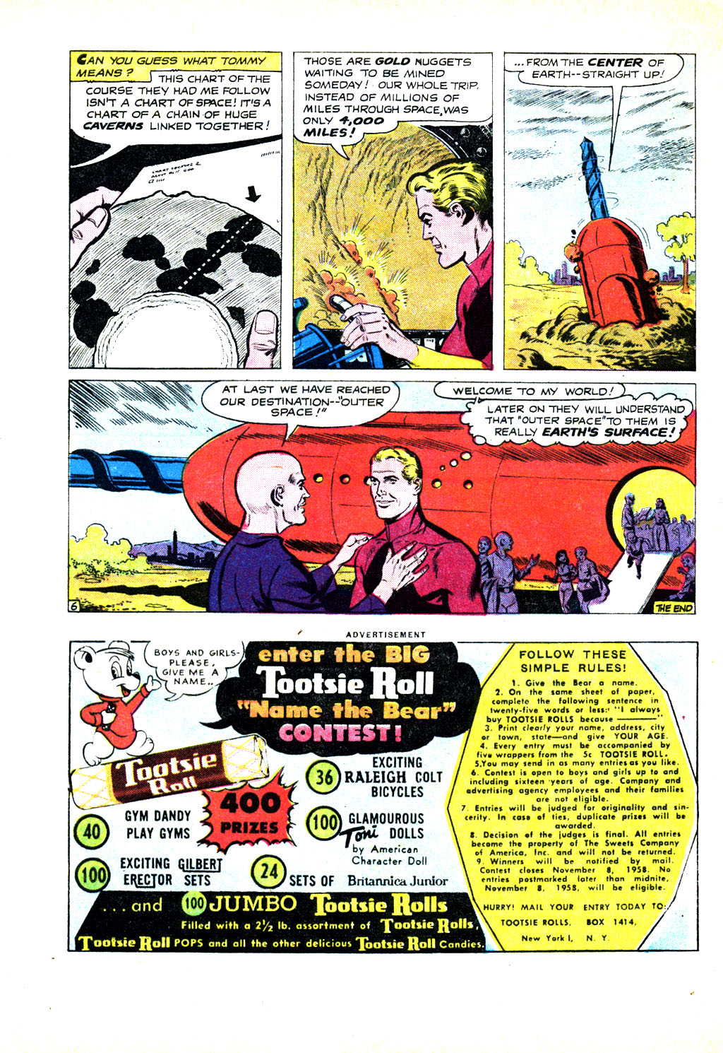 Read online Action Comics (1938) comic -  Issue #246 - 32